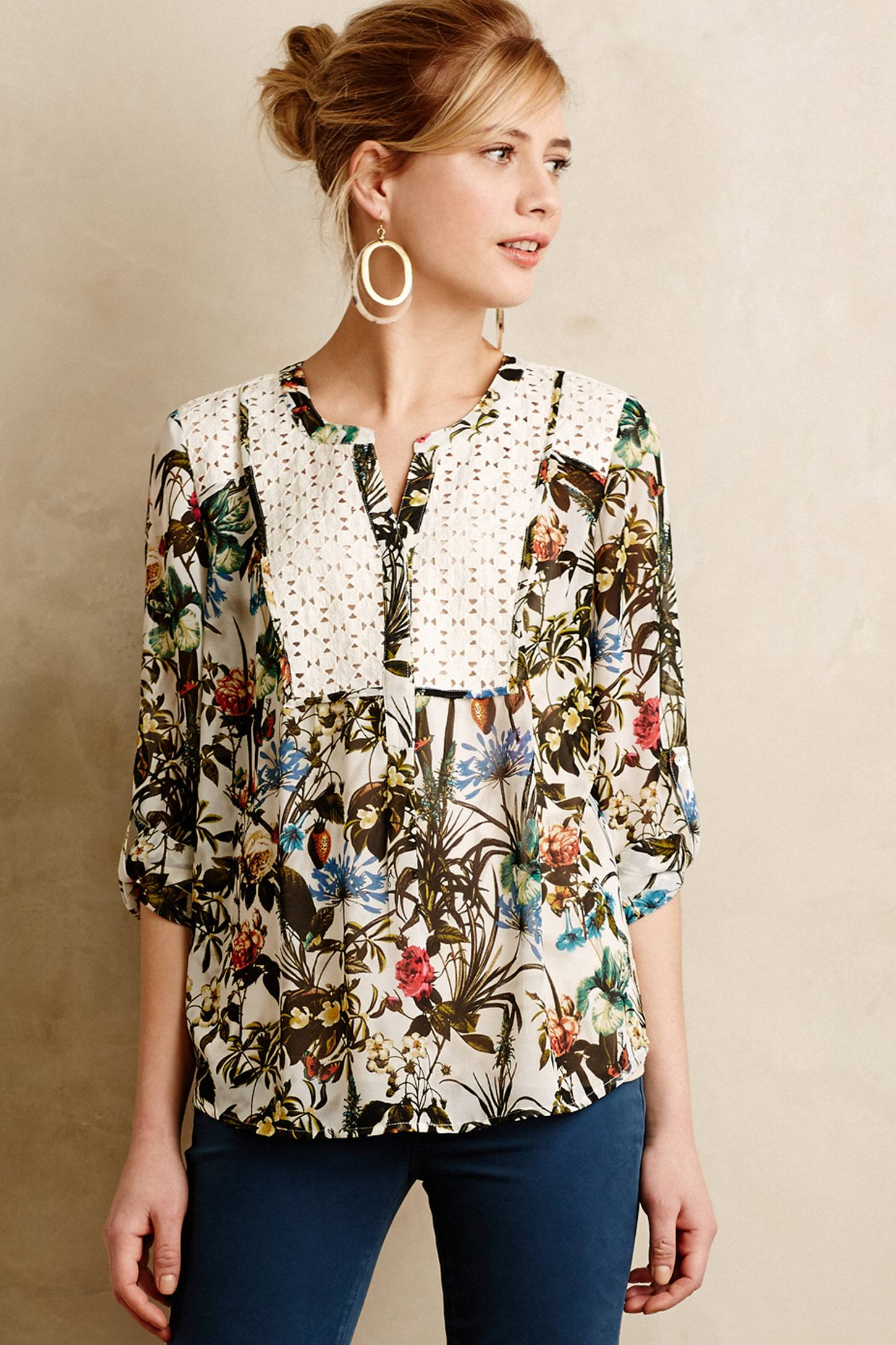 Womens Designer Blouses
