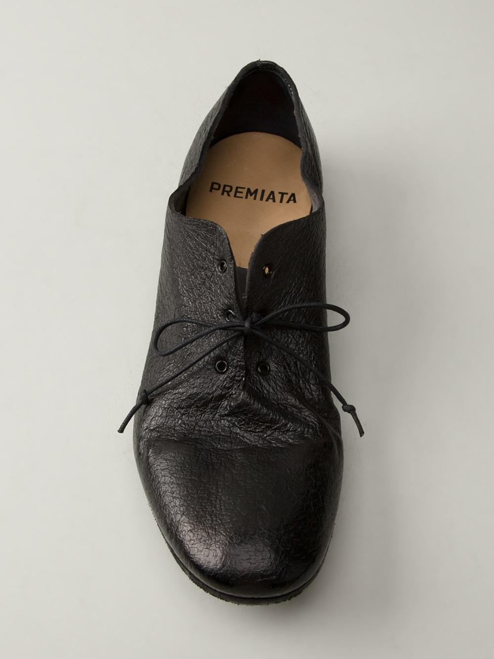 Premiata Chaussures À Lacets eTTQX45
