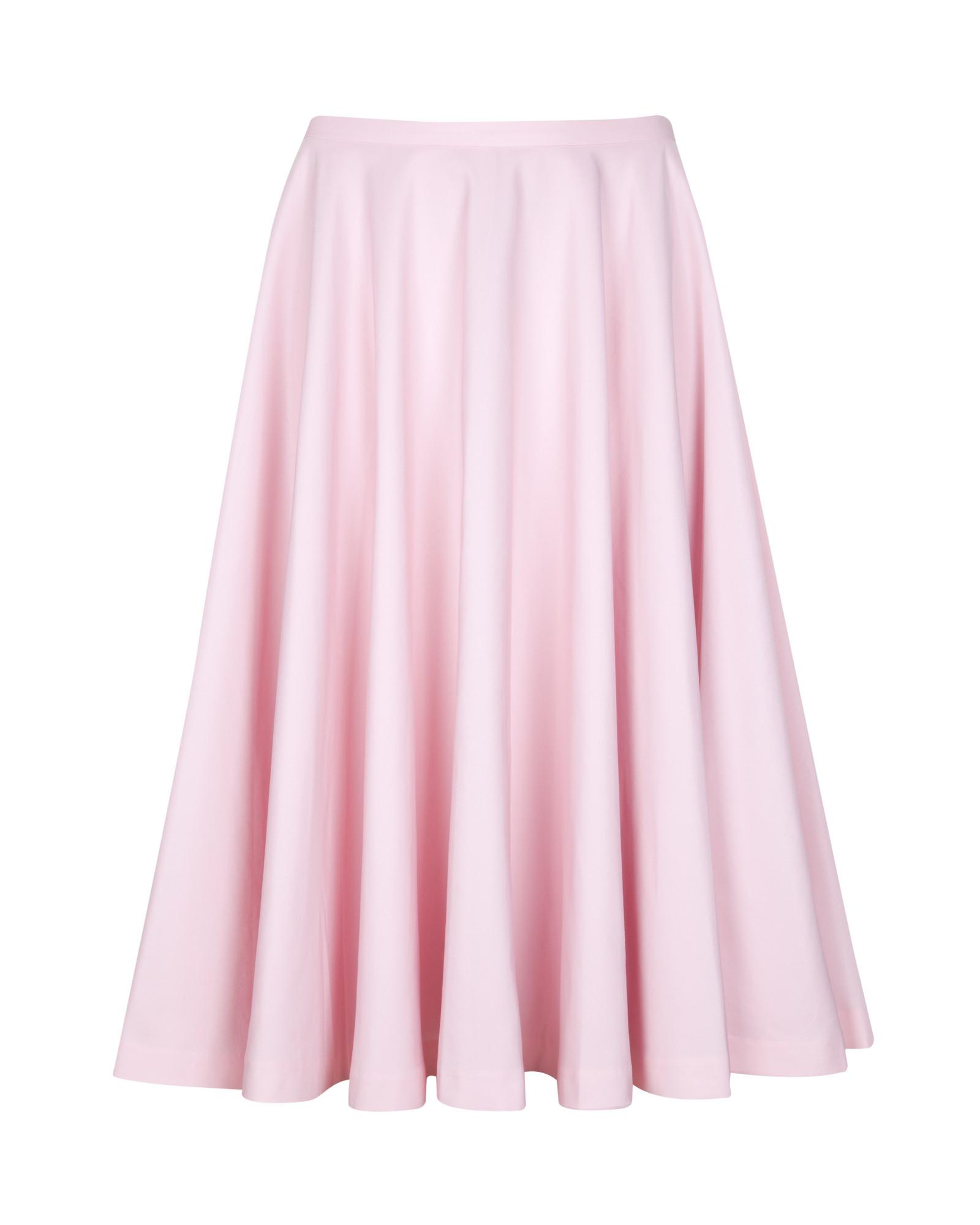 4b50c0551cfb0d Lyst - Ted Baker Full Ballet Skirt in Pink