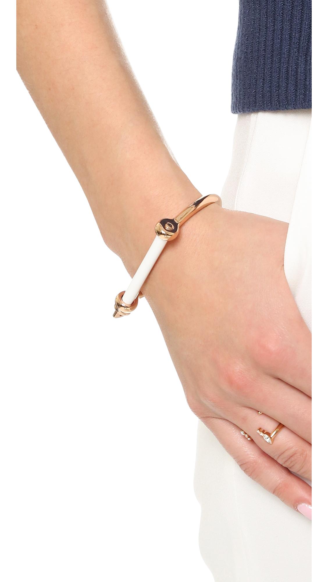 Miansai Womens Modern Screw Cuff Bracelet JORP0l