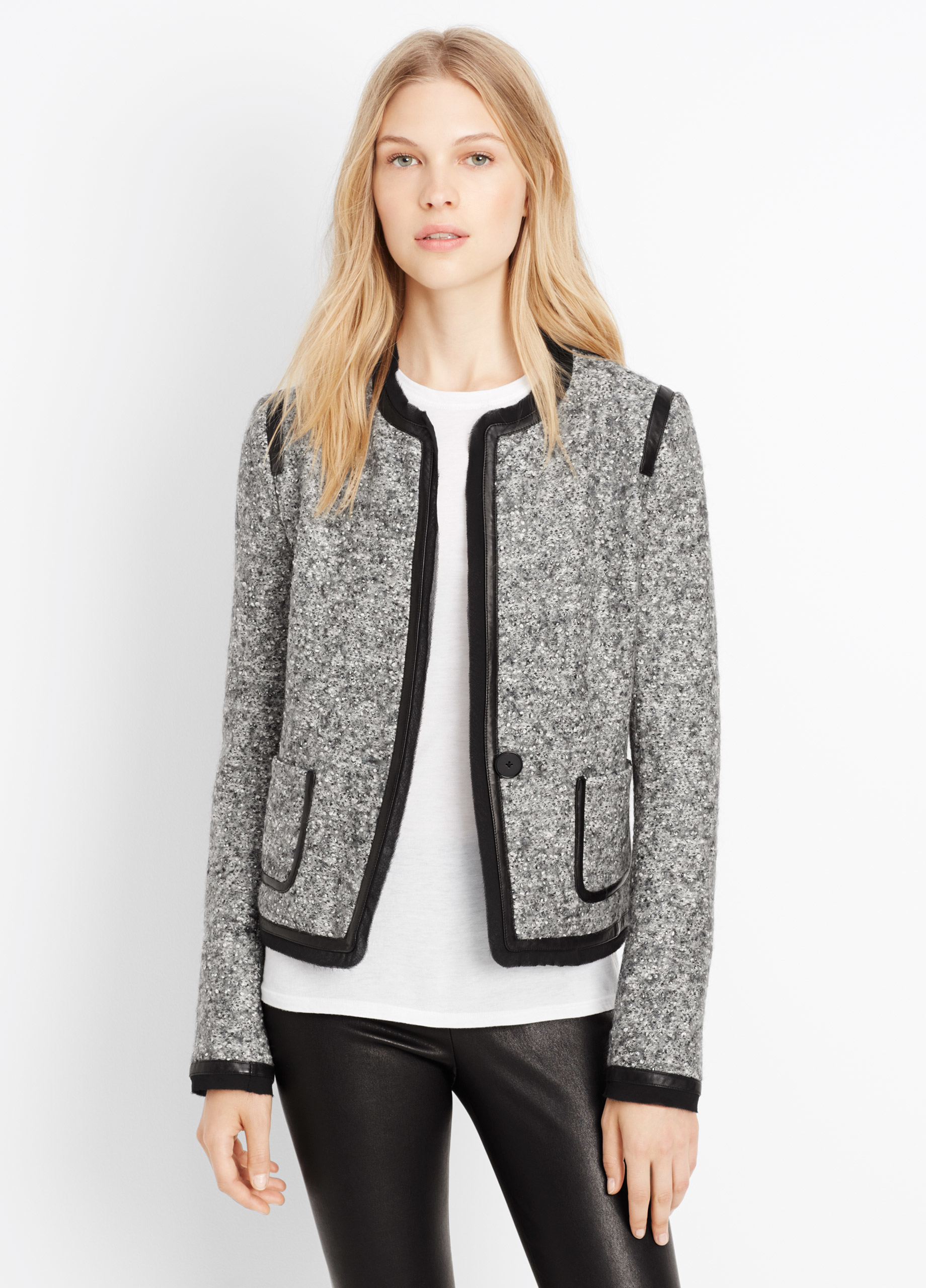You searched for: boucle jacket! Etsy is the home to thousands of handmade, vintage, and one-of-a-kind products and gifts related to your search. No matter what you're looking for or where you are in the world, our global marketplace of sellers can help you find unique and affordable options. Let's get started!