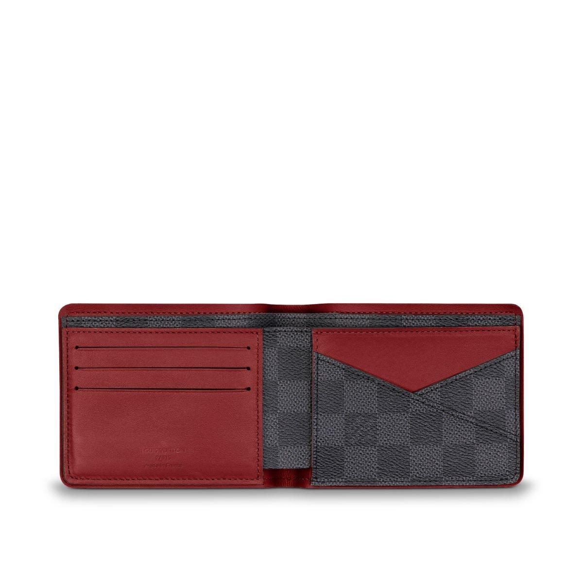 daf72de4b5d3 Louis vuitton Multiple Wallet in Purple for Men