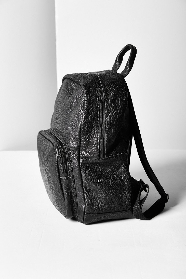 Bdg Classic Leather Backpack in Black | Lyst