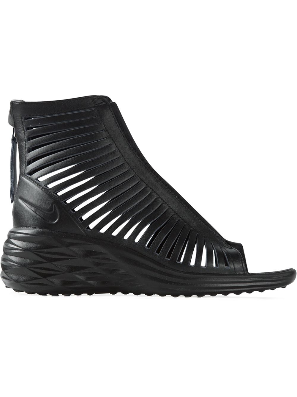 60d01c07b878 Lyst - Nike  Lunarsandiator  Sandals in Black