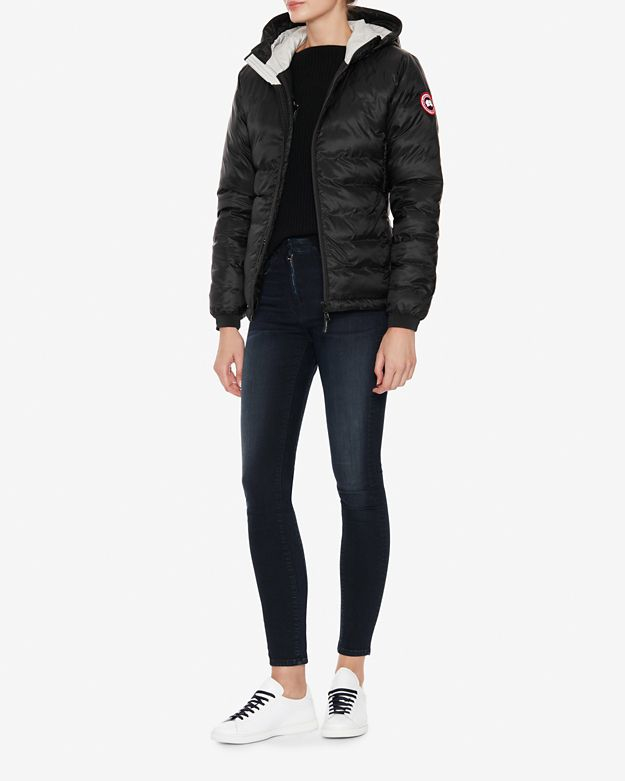 dff23147a0d4 sale gallery. previously sold at intermix womens canada goose camp 4fc7e  7dc11