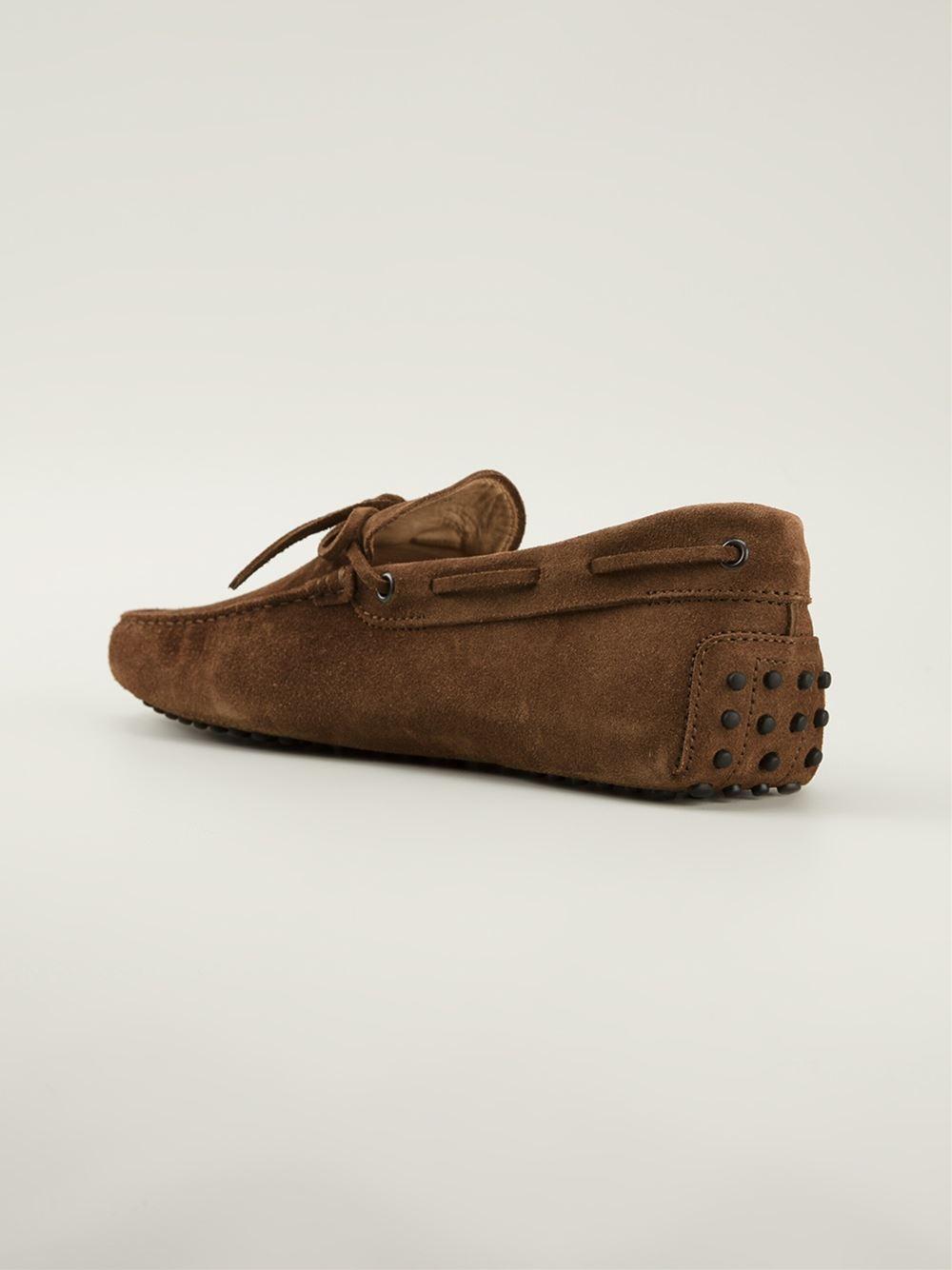 Chaussures De Conduite Gommino Tod - Marron hA3qaohH