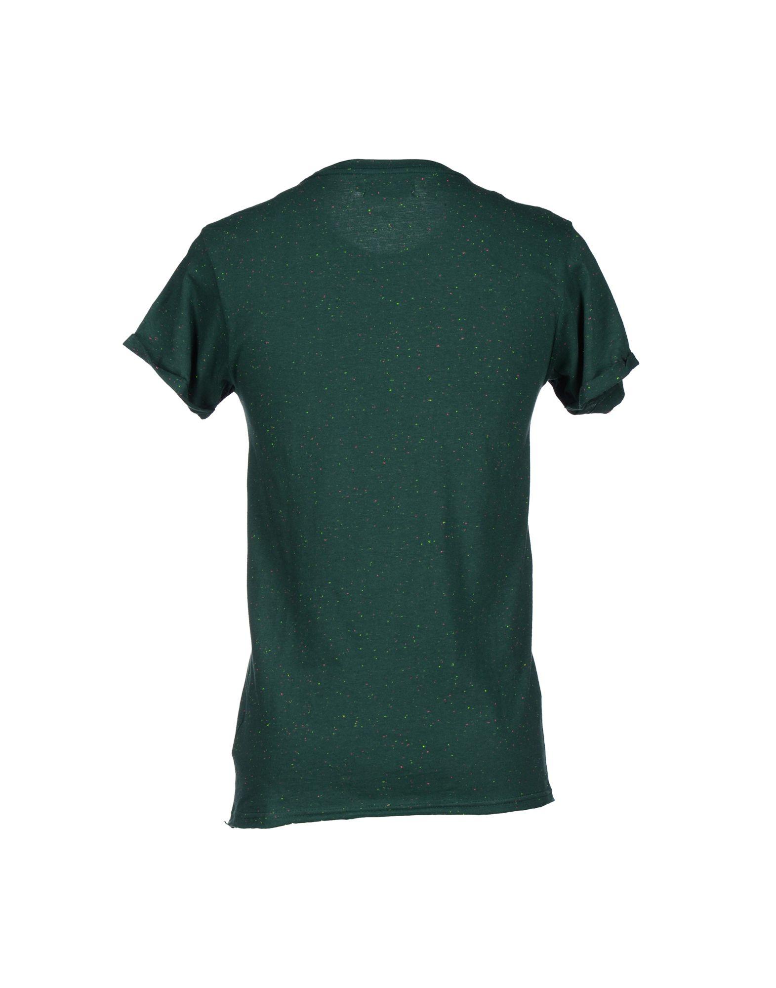 lyst eleven paris t shirt in green for men. Black Bedroom Furniture Sets. Home Design Ideas