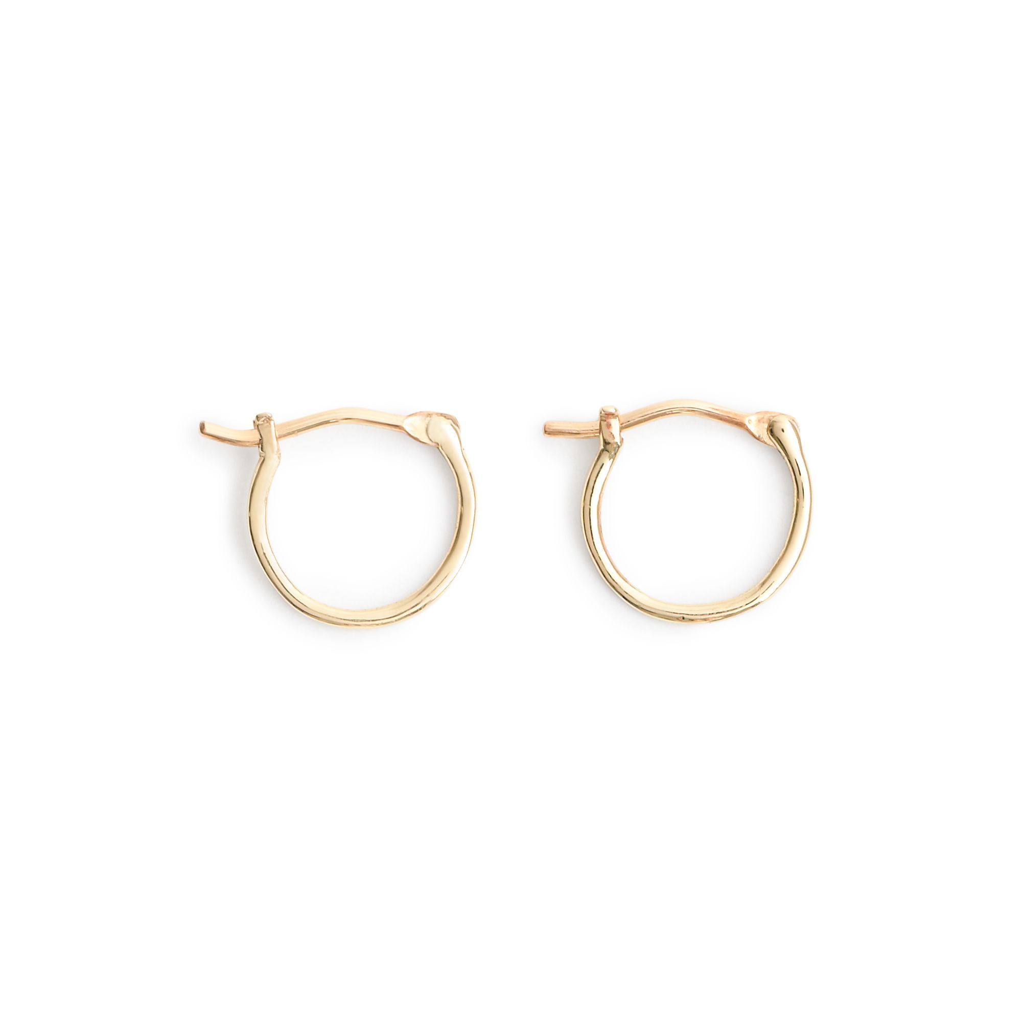 small hooped earrings small gold hoop earrings 14k car interior design 3574