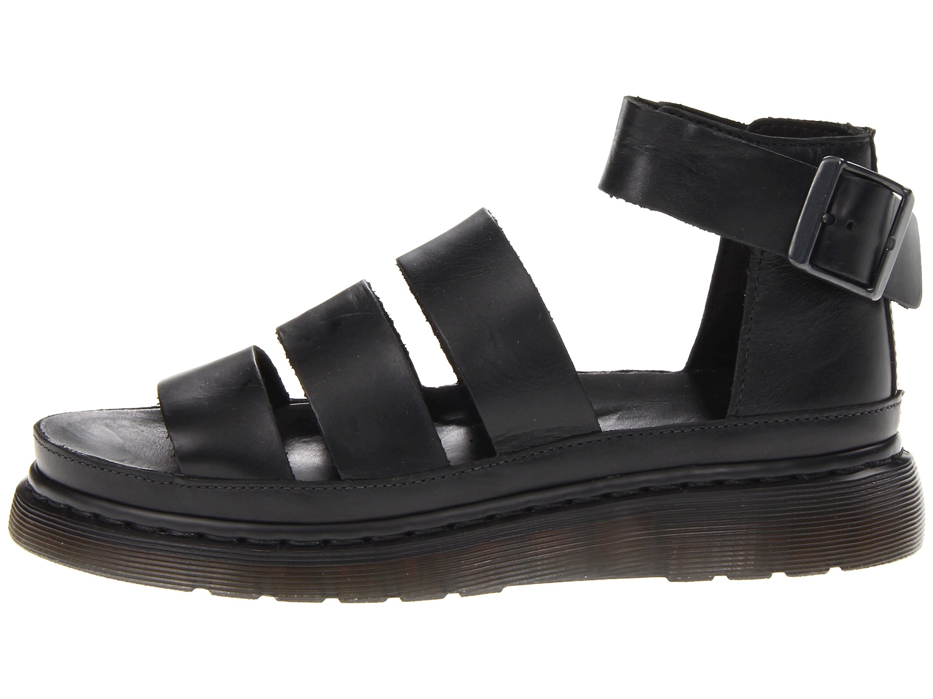 Lastest Doc Martens Shoes Sandals 1990 Brown Leather UK Size 5