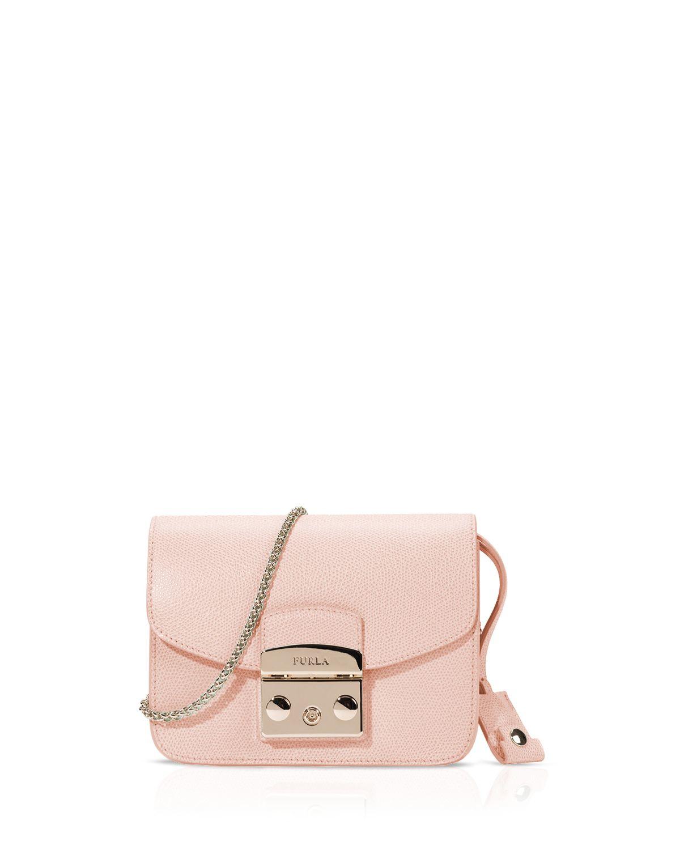 Vaaleanpunainen Olkalaukku : Coach madison mini bag furla