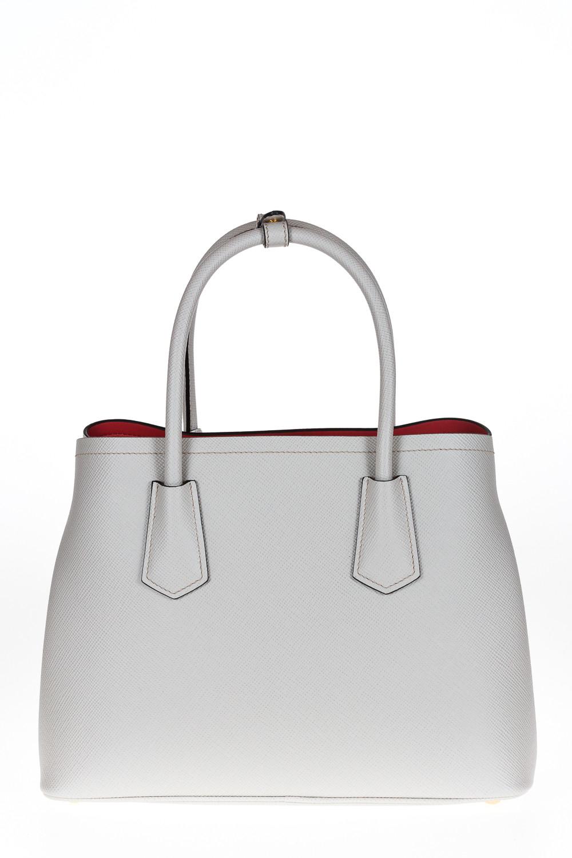 Prada 1bg887 Borsa in White | Lyst