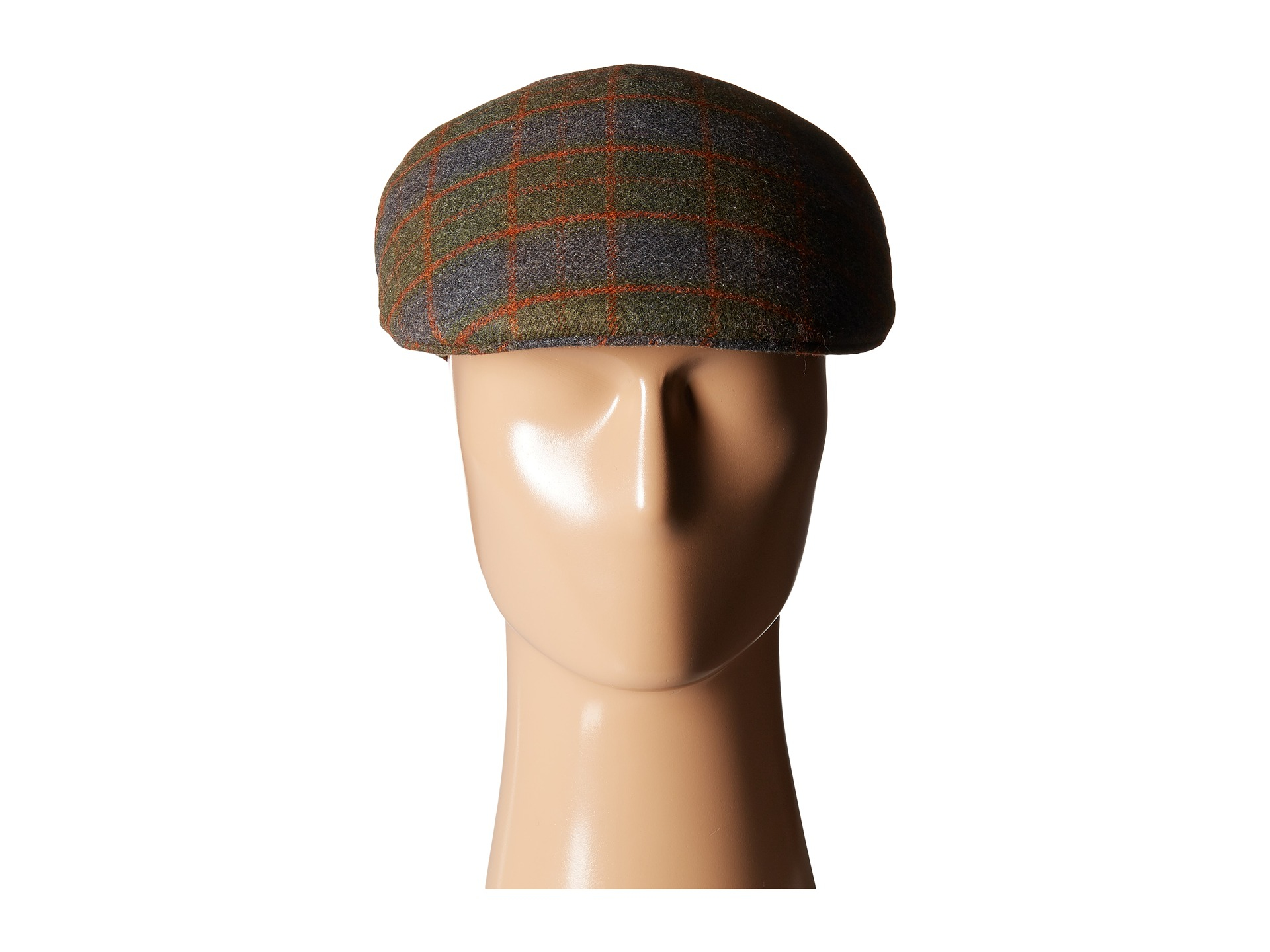 26a426f9dd8 Lyst - Kangol Tweed Milano in Brown for Men
