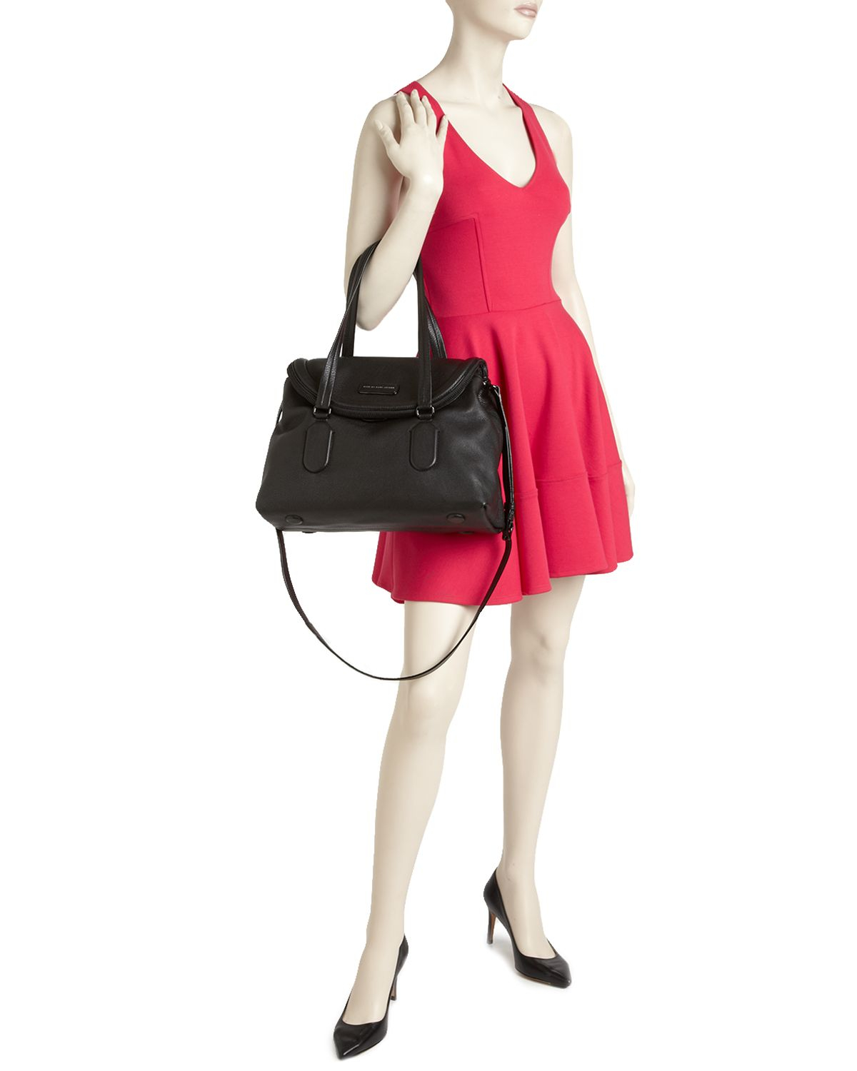 ec73697ab6 Marc By Marc Jacobs Satchel - Silicone Valley in Gray - Lyst