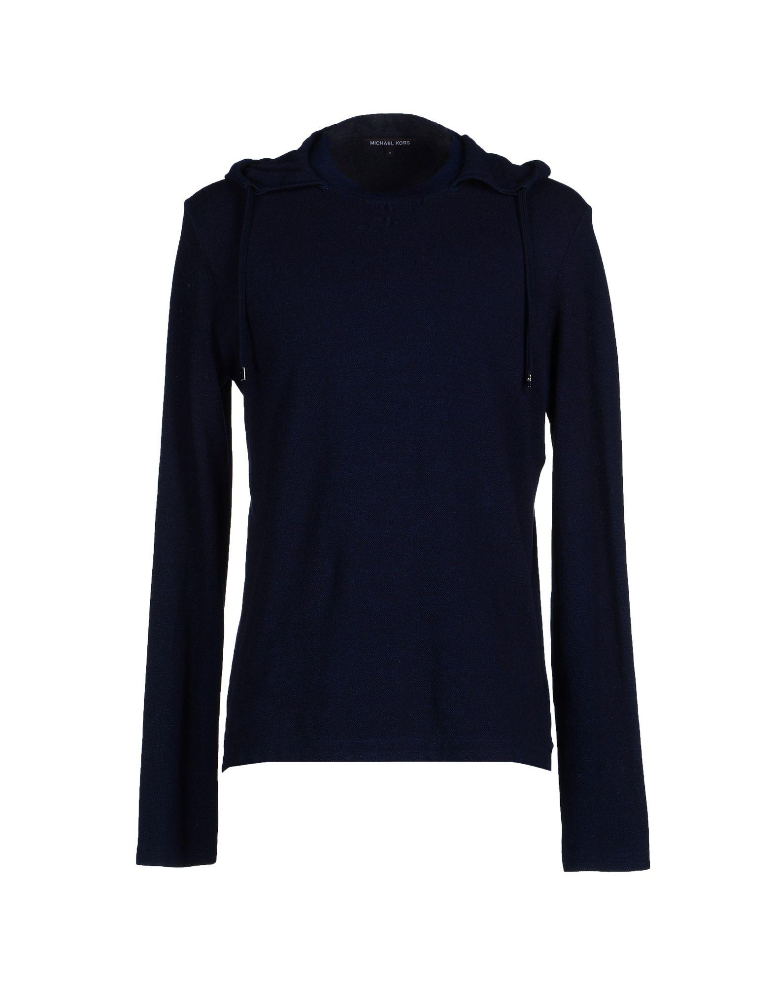 michael kors t shirt in blue for men lyst. Black Bedroom Furniture Sets. Home Design Ideas