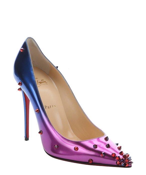 685e7441c7f4 cobalt blue christian louboutin shoes - Bavilon Salon