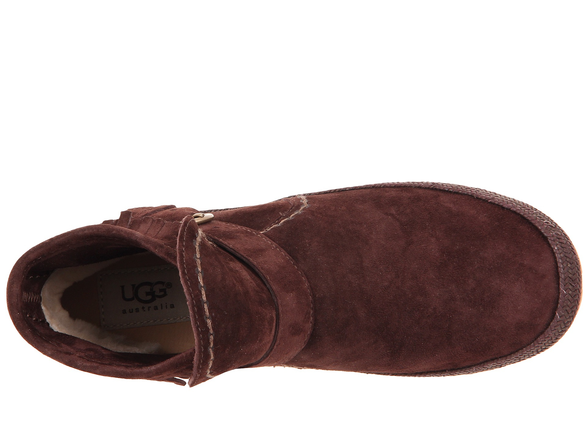 Ugg Womens Amely Shoes Fawn