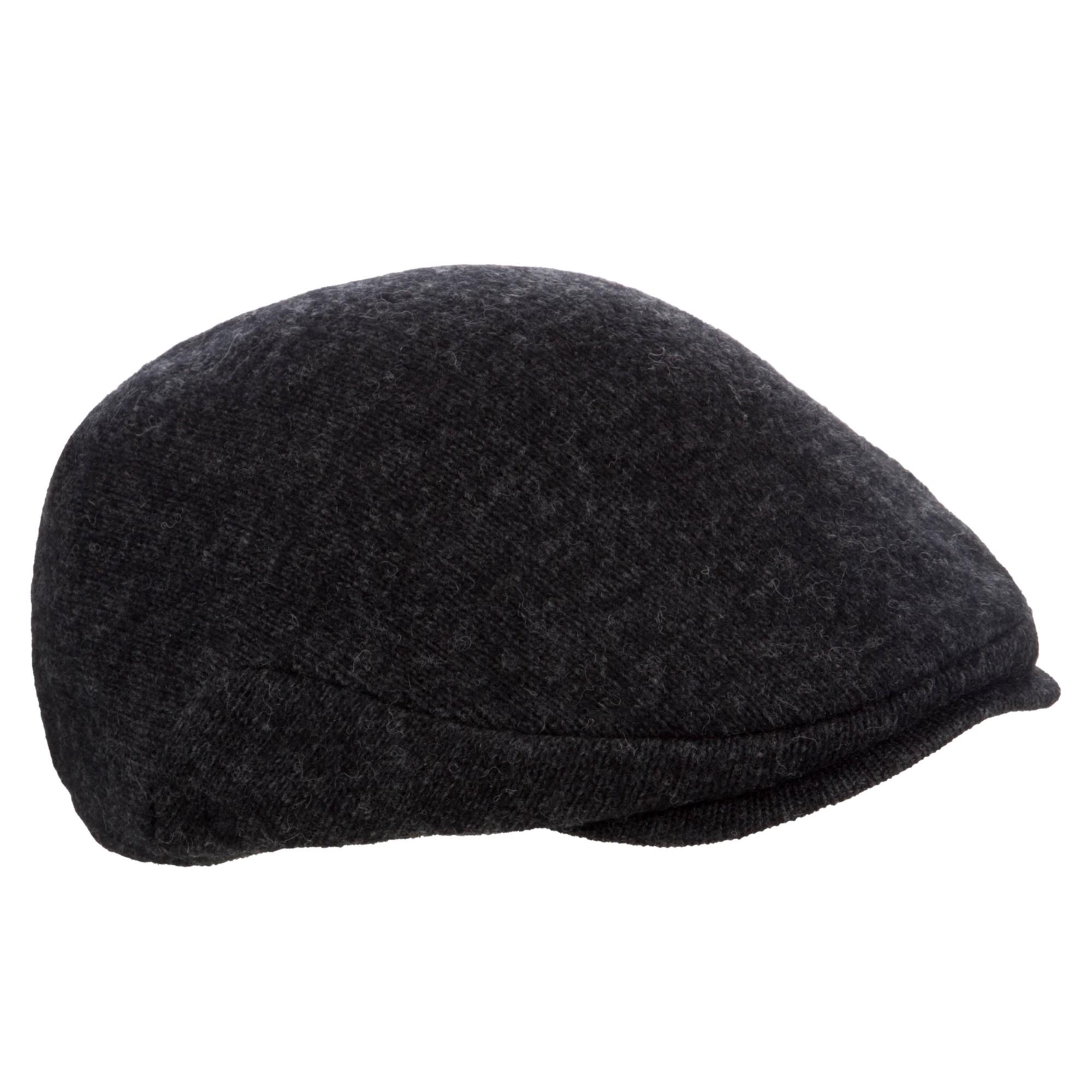 75ba4eeb7 Polo Ralph Lauren Wool Blend Flat Cap in Gray for Men - Lyst