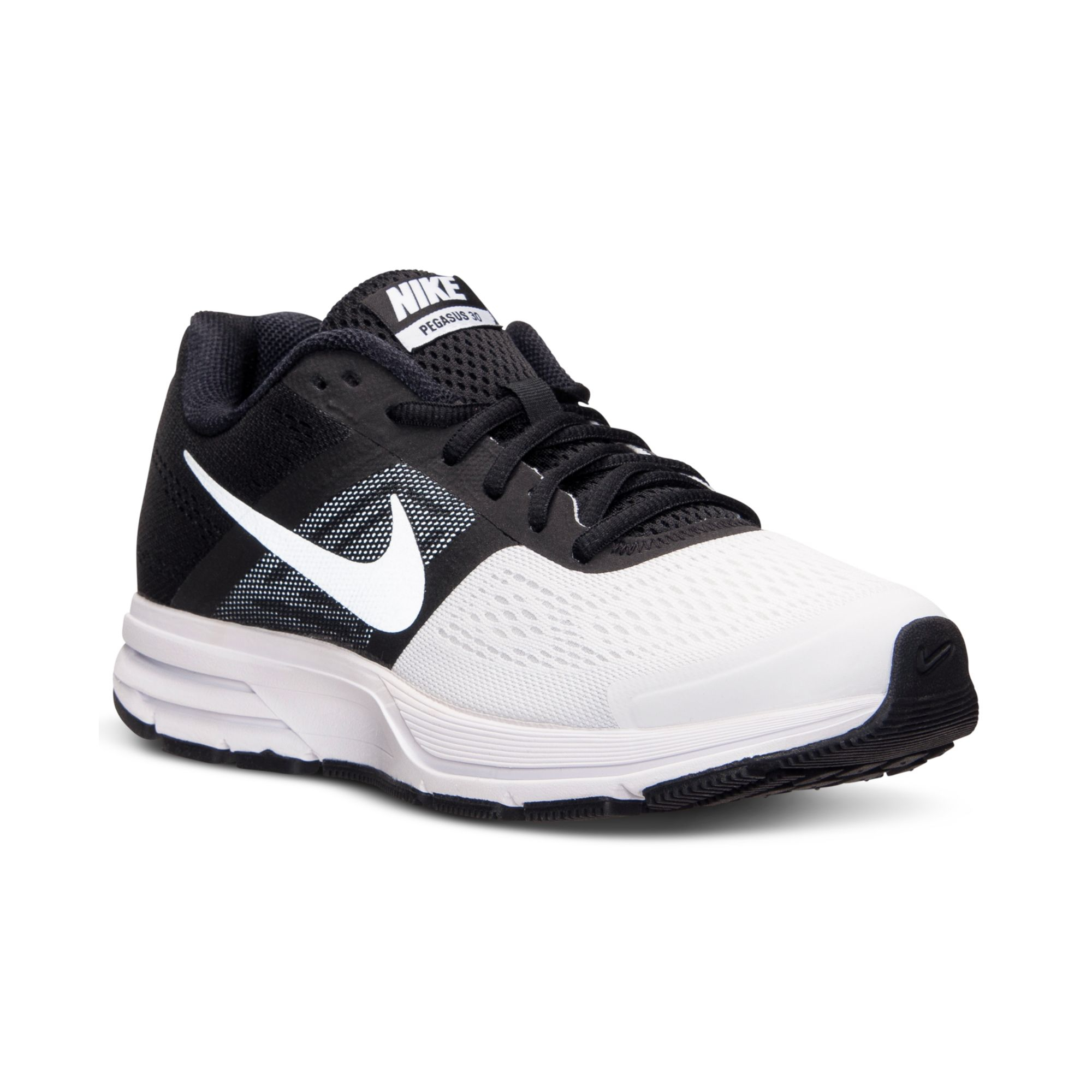 c5d6fe70fe3e Lyst - Nike Mens Air Pegasus 30 Running Sneakers From Finish Line in ...