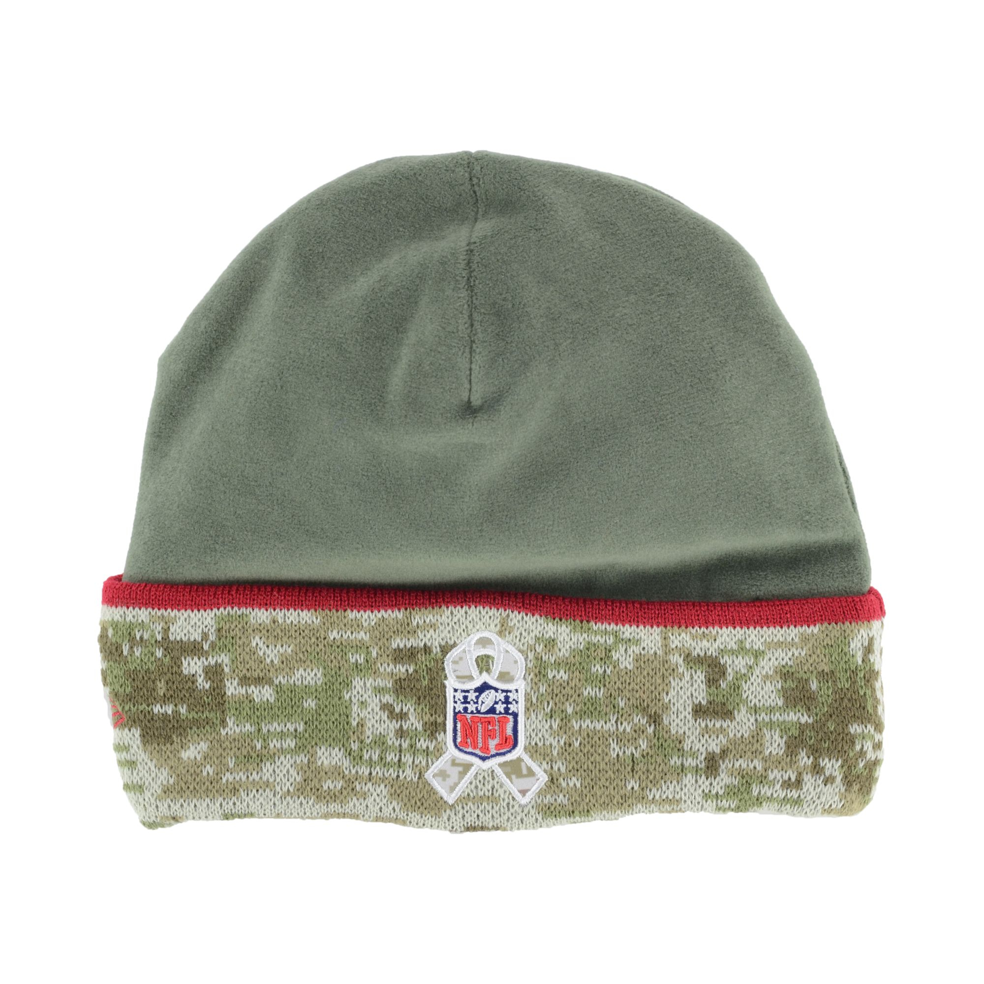 ... cheapest lyst ktz arizona cardinals salute to service knit hat in green  for men ba586 5261f 71d60afe9