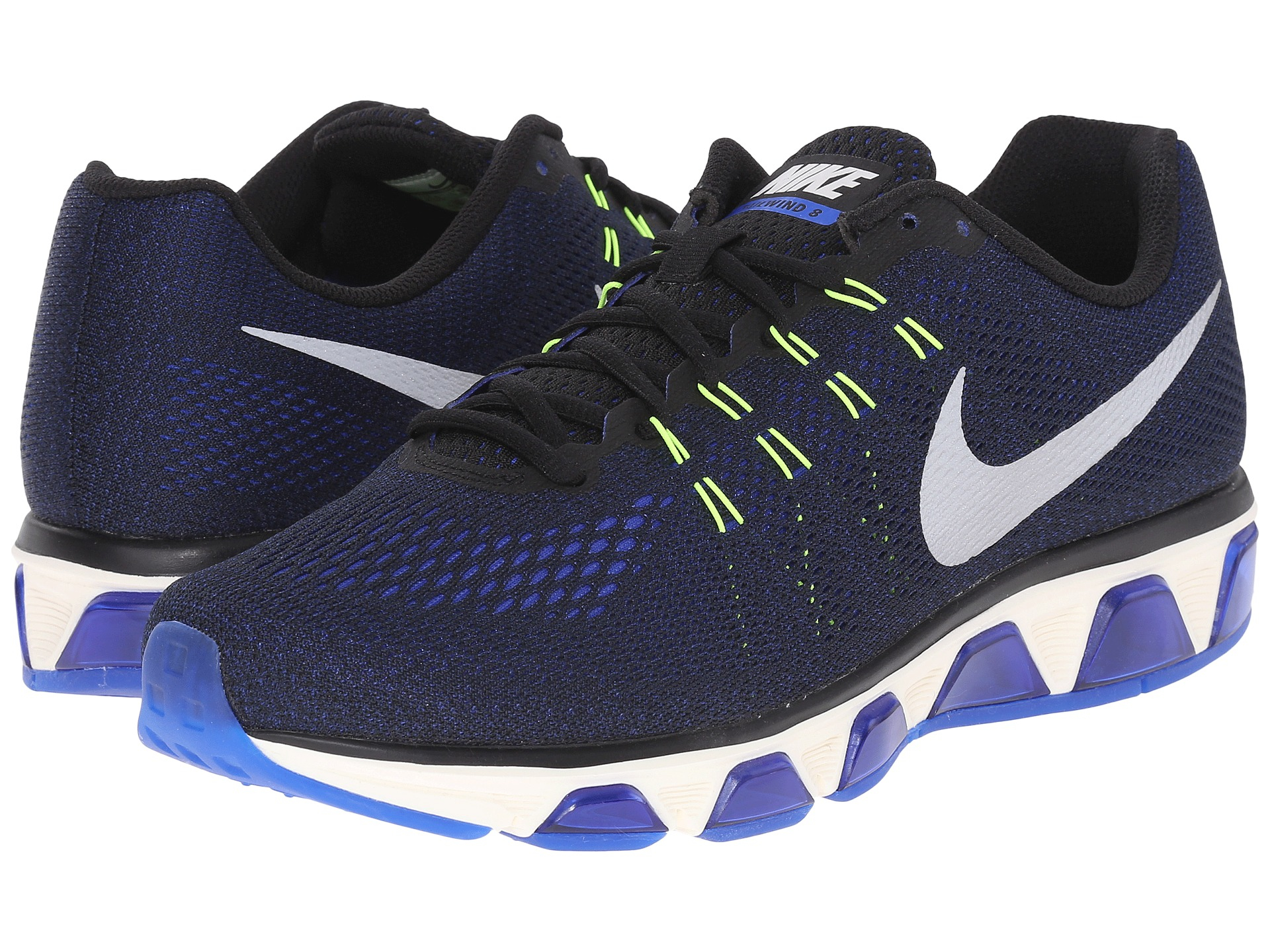 nike air max tailwind 8 in blue for men lyst