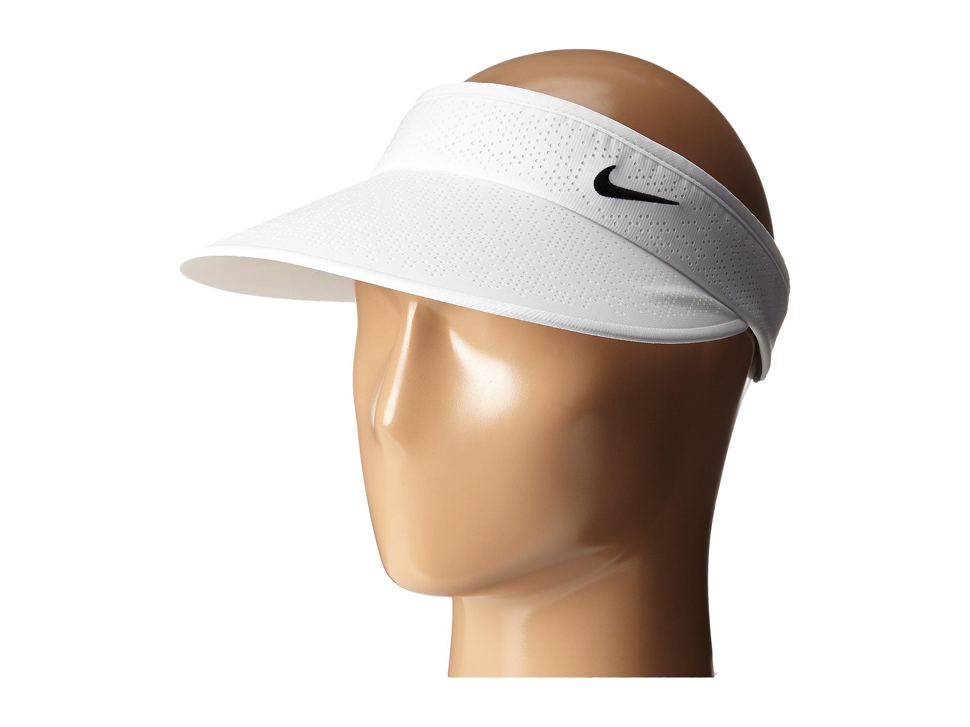 Lyst - Nike Big Bill Visor 2.0 in White 648362a9d10