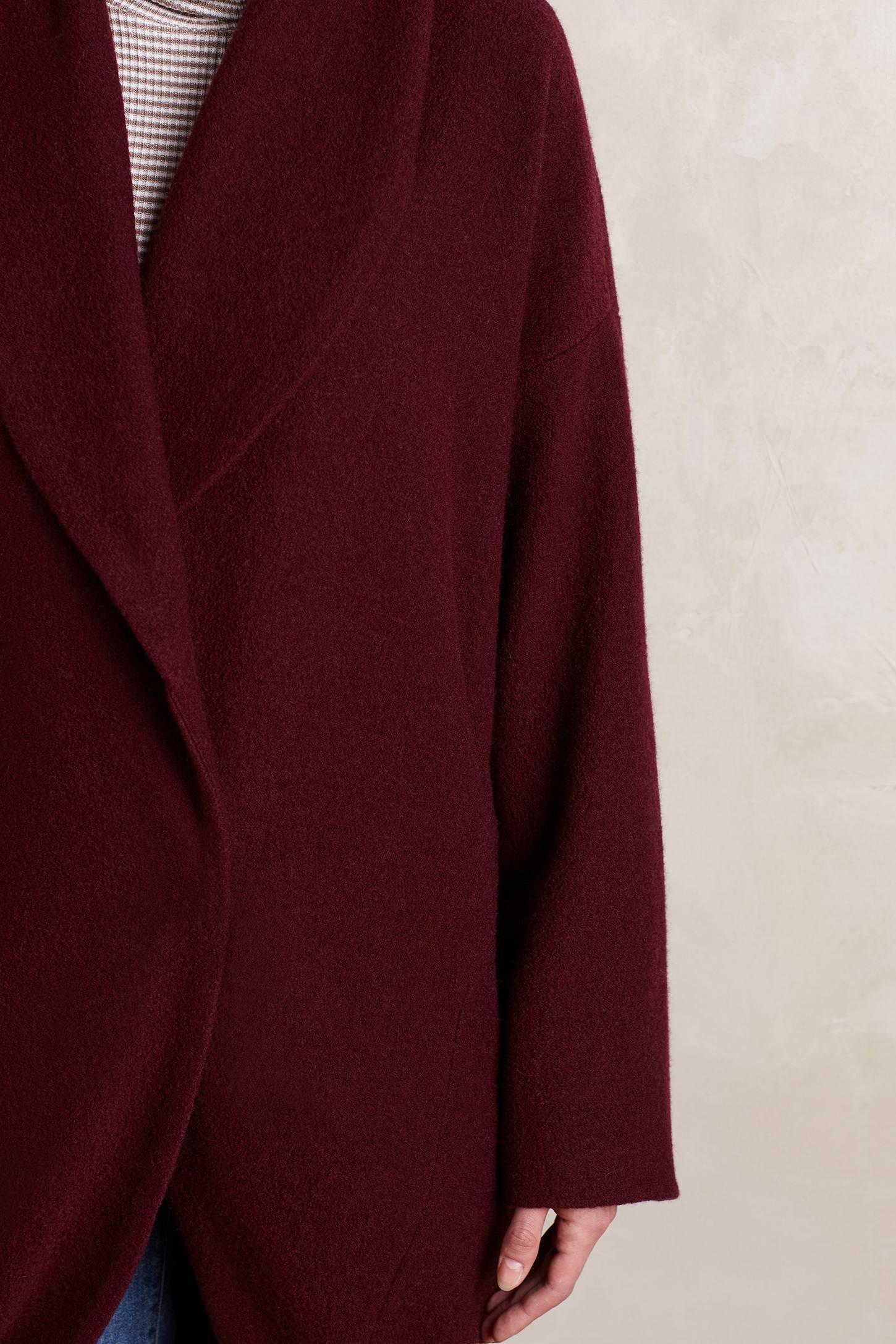 Sweater Jacket Boiled Wool Wwwtopsimagescom