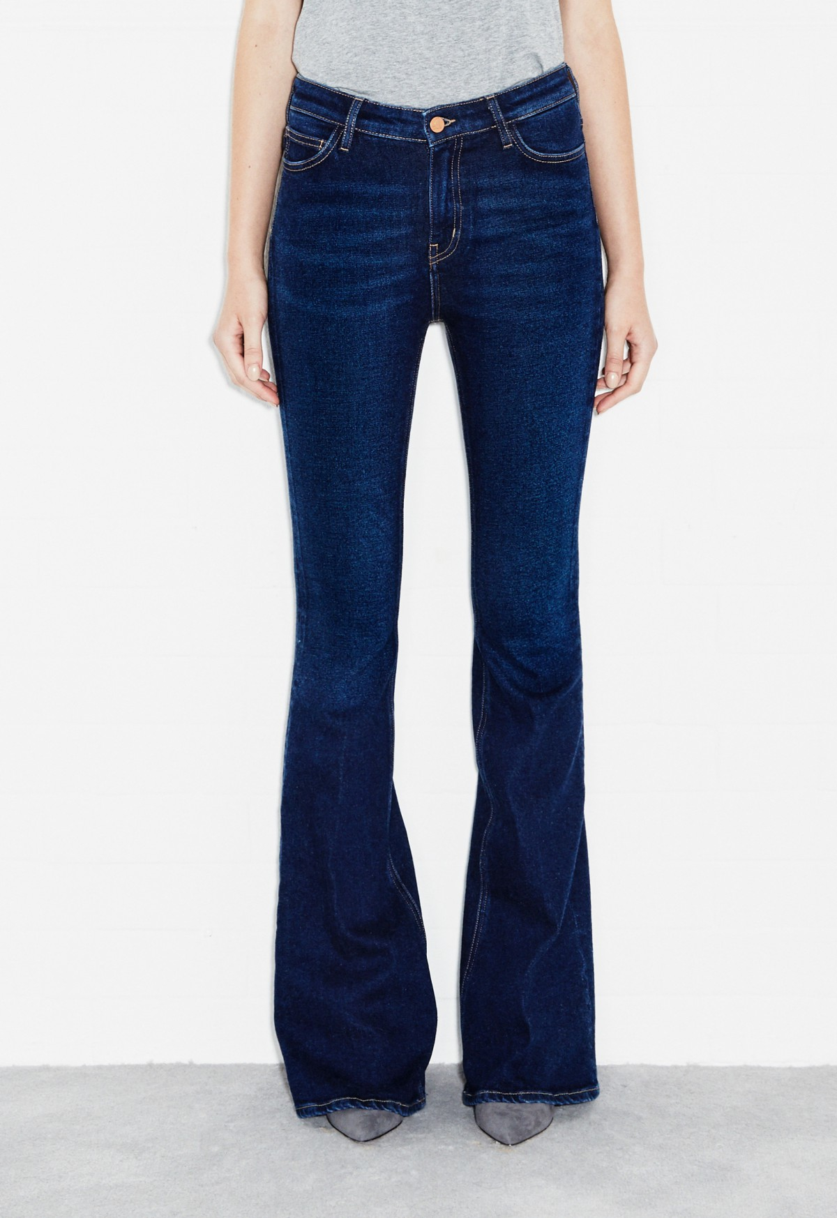 MiH Jeans The Stevie denim flare jeans fEUmCl