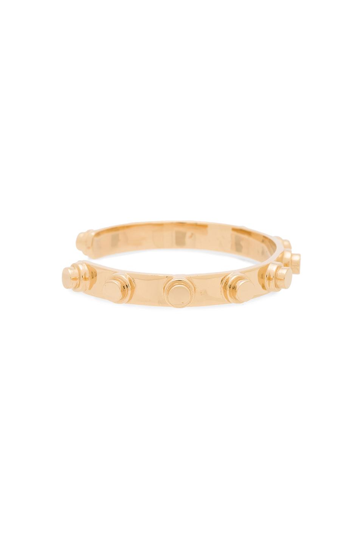 ID Bracelet Set in Metallic Gold Joolz by Martha Calvo FfkhDboDw