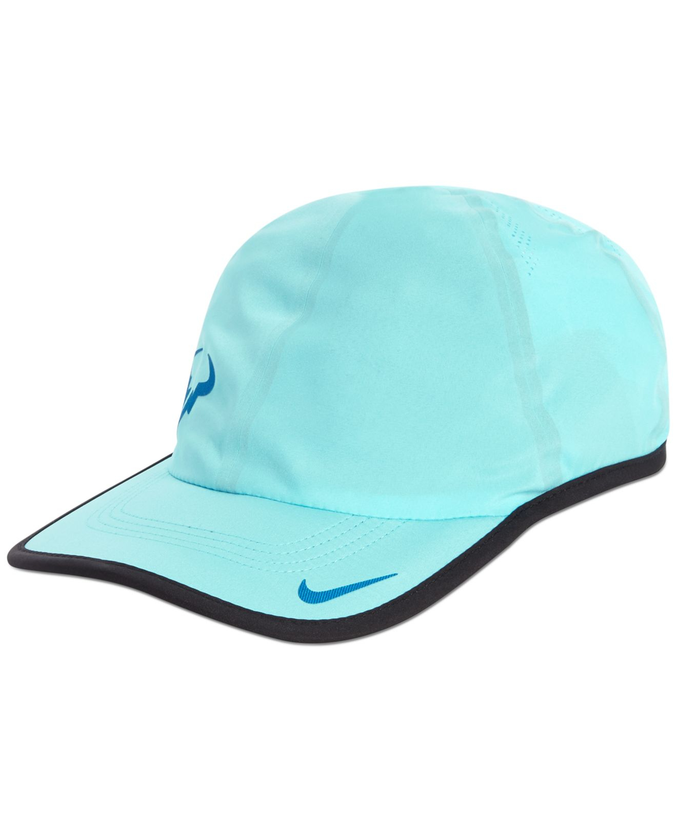 2aae12879e133 Lyst - Nike Rafa Bull Logo 2.0 Cap in Blue for Men