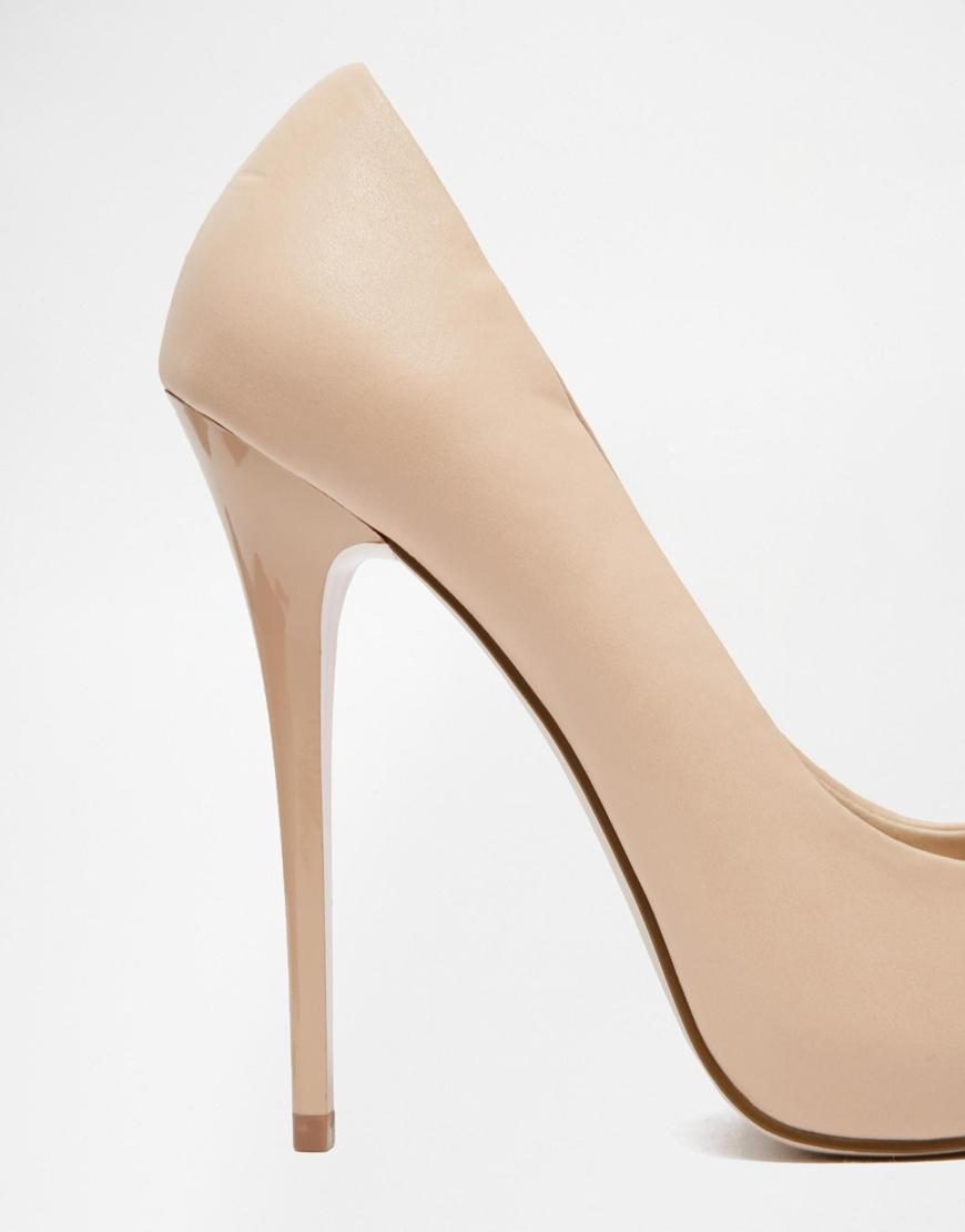 High Heels Beige - Is Heel