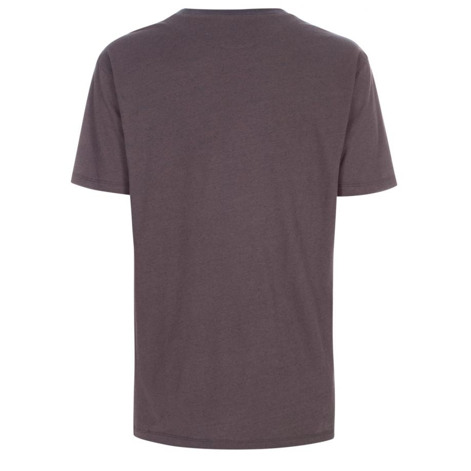 Lyst paul smith men 39 s grey cotton and silk blend t shirt for Cotton silk tee shirts