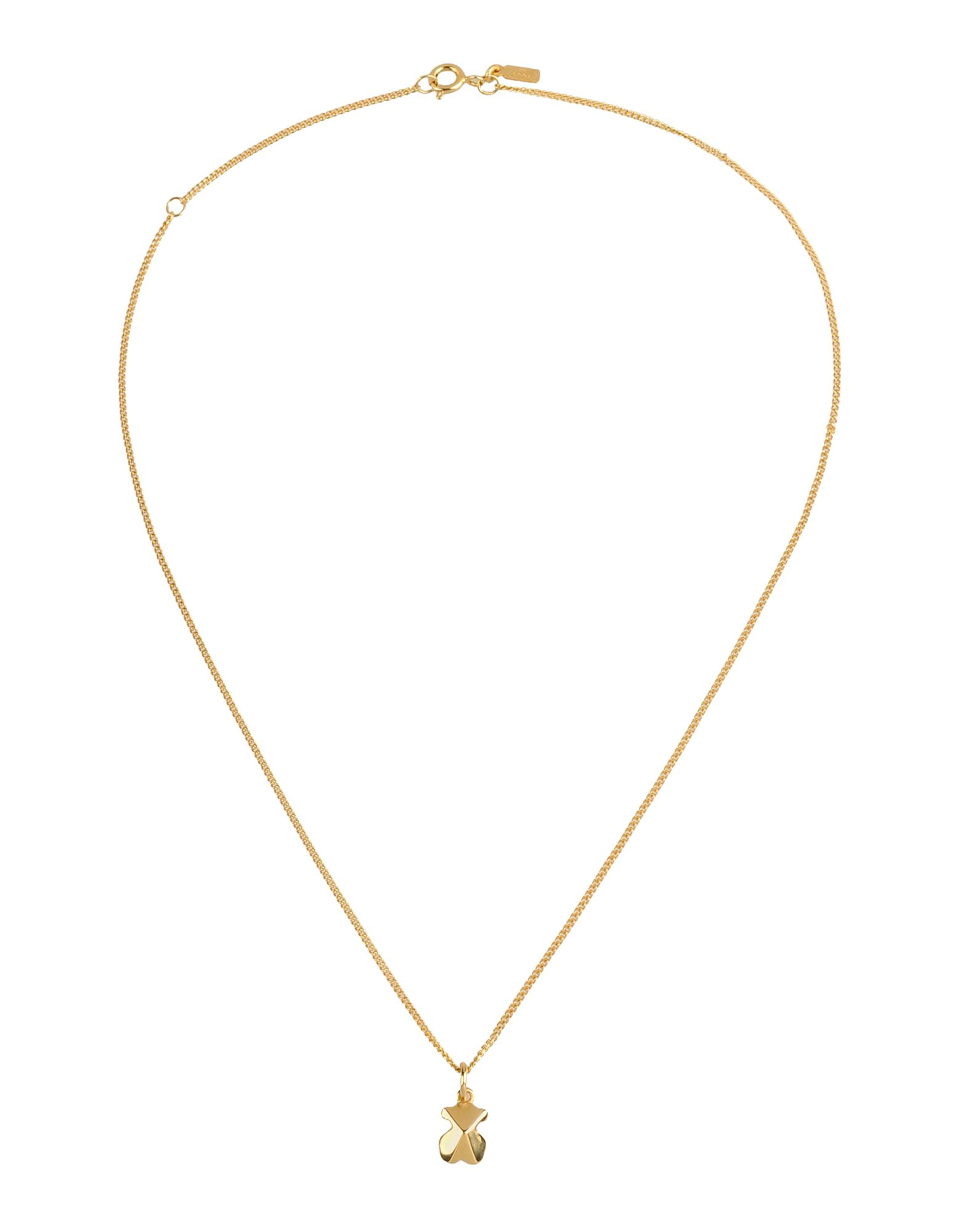 tous necklace in gold lyst