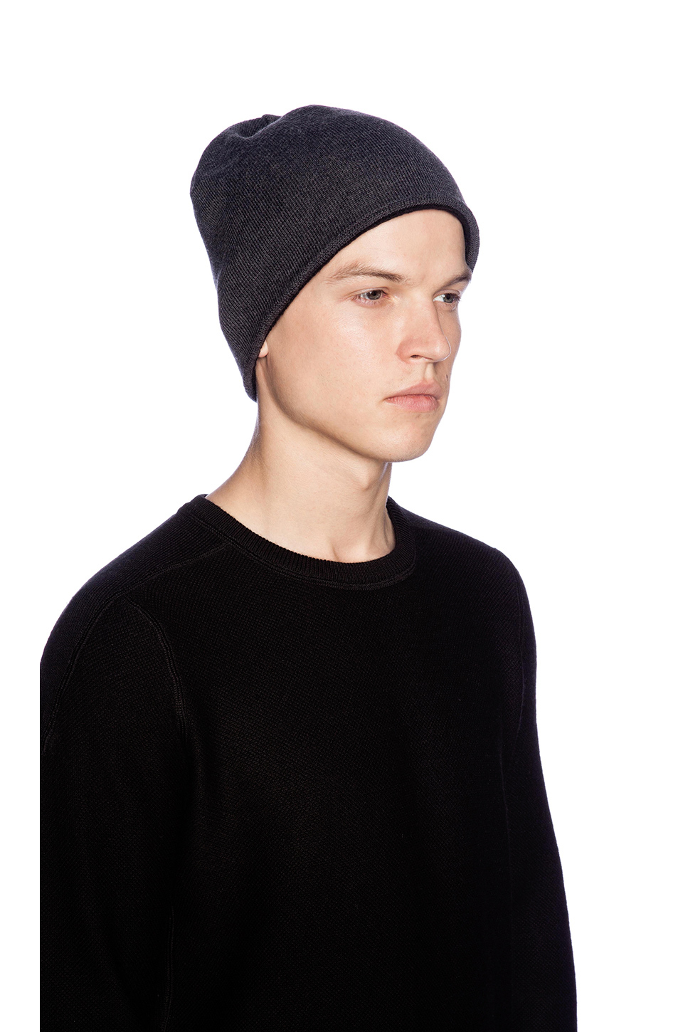 Lyst - Canada Goose Merino Wool Beanie in Gray for Men 82099166125