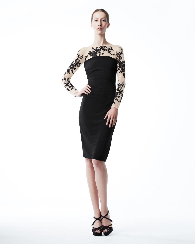 Black dress neiman marcus - Featured