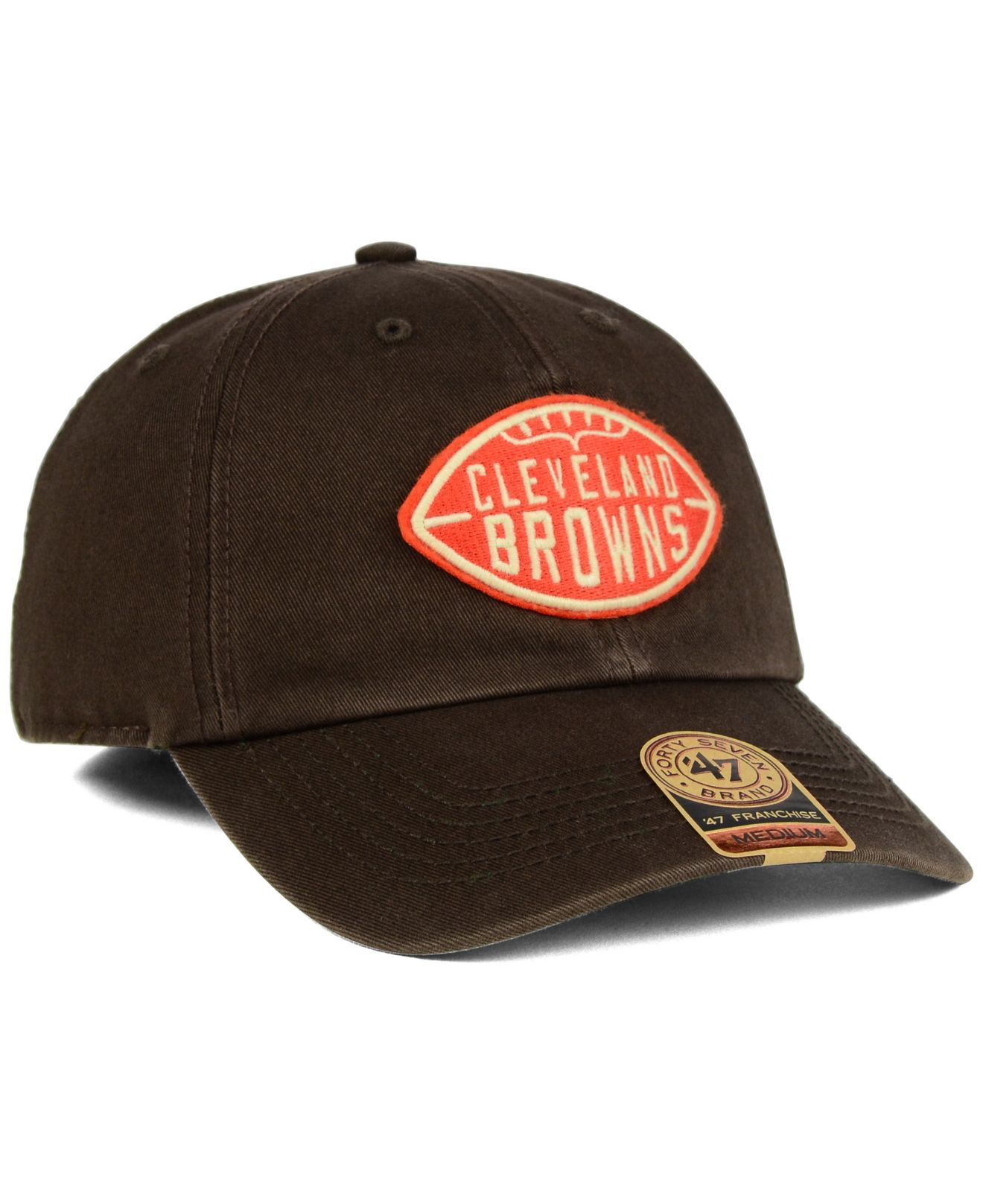 Lyst - 47 Brand Cleveland Browns Papa Franchise Cap in ...