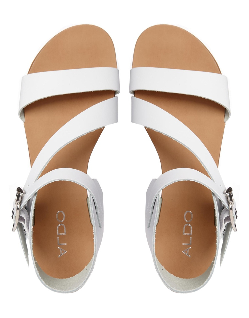 White sandals - Gallery