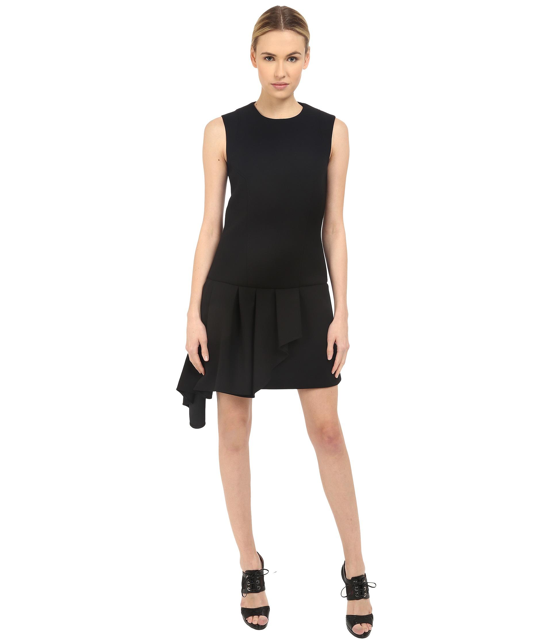 woven dress - Black Neil Barrett 6WQUHGjWmT