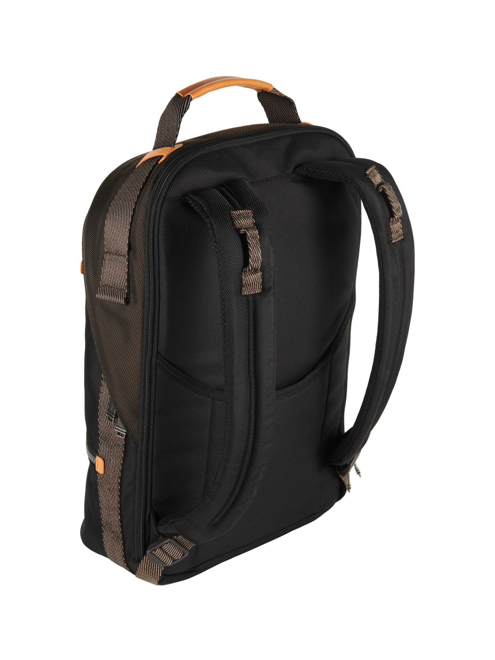 Tumi Alpha Bravo Cannon Backpack in Black for Men | Lyst