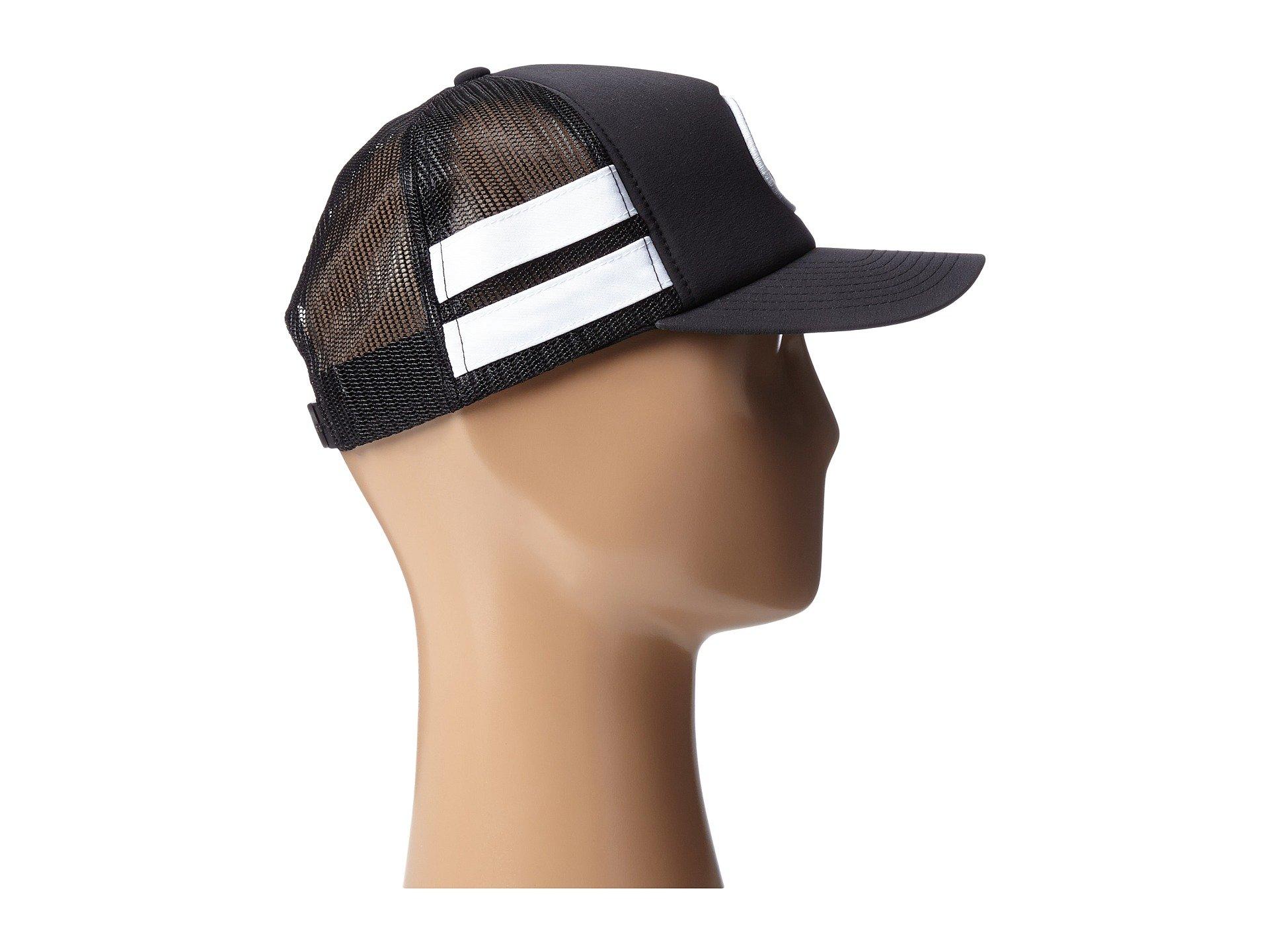 Lyst - Hurley Phantom Block Party Trucker Hat in Black ccf7061c0e74