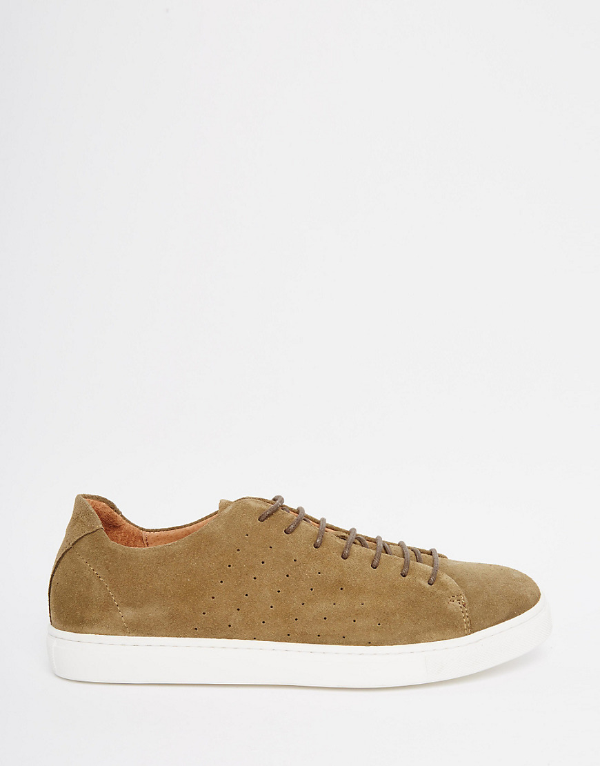 Selected Homme premium trainers with suede h buy cheap genuine G3gNo