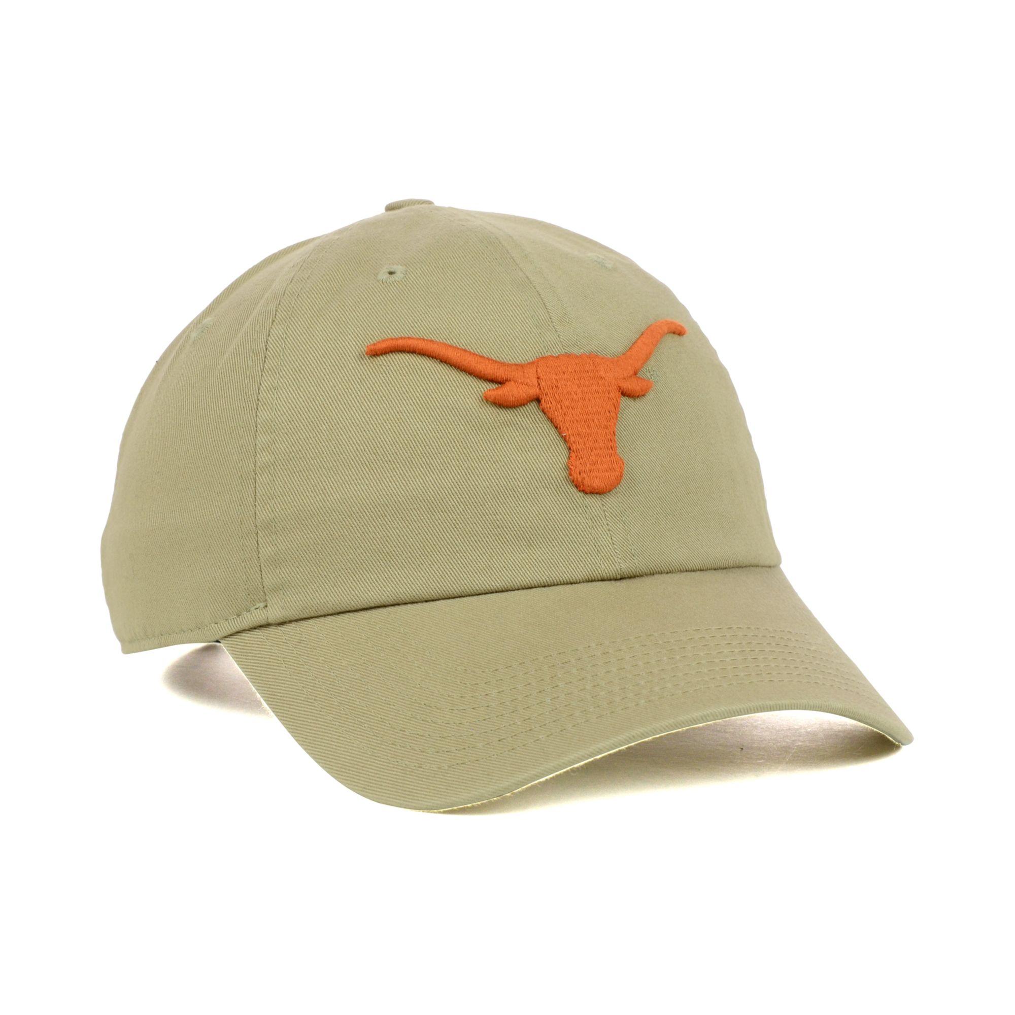 new concept c8957 69006 ... order lyst nike texas longhorns ncaa drifit tailback cap in natural for  men 1ddb9 2dd2b