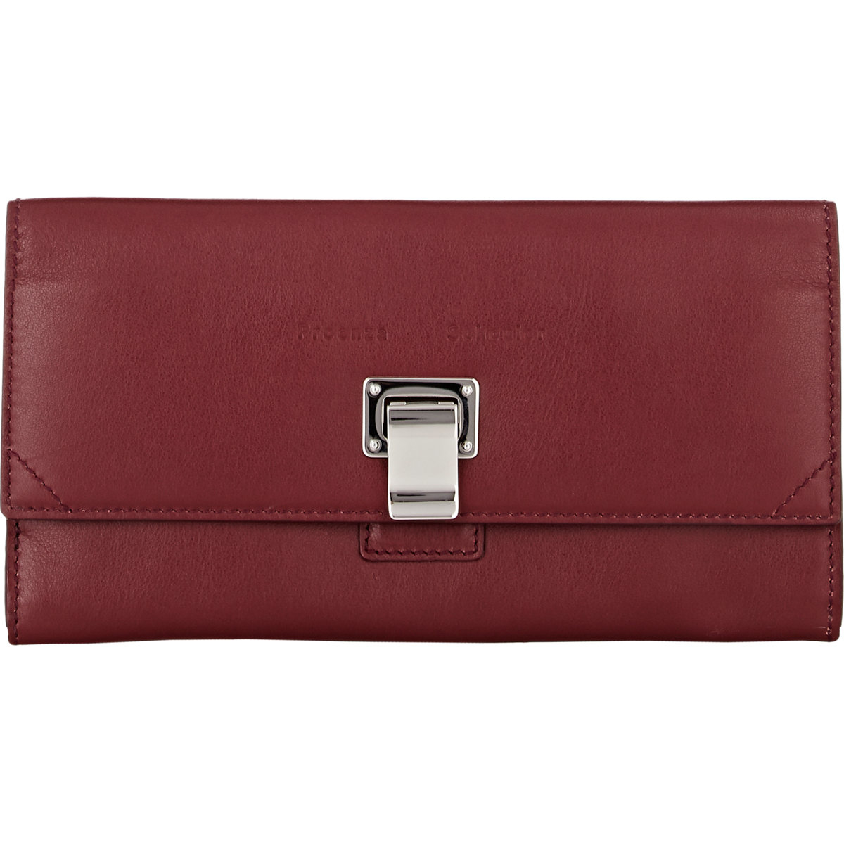 Continental Leather Wallet Proenza Schouler