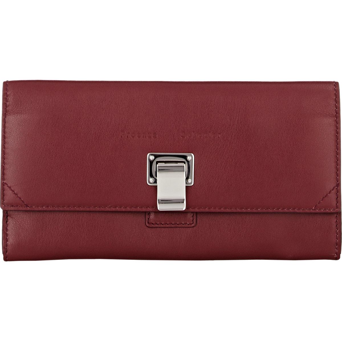 Continental Leather Wallet Proenza Schouler 1iiYu