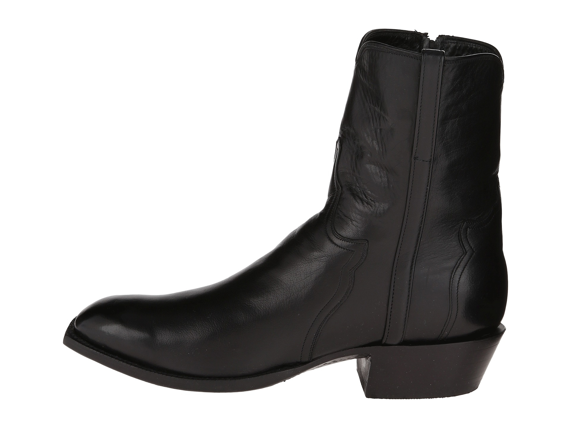 78a72d8040c Lyst - Lucchese F5051.13 in Black