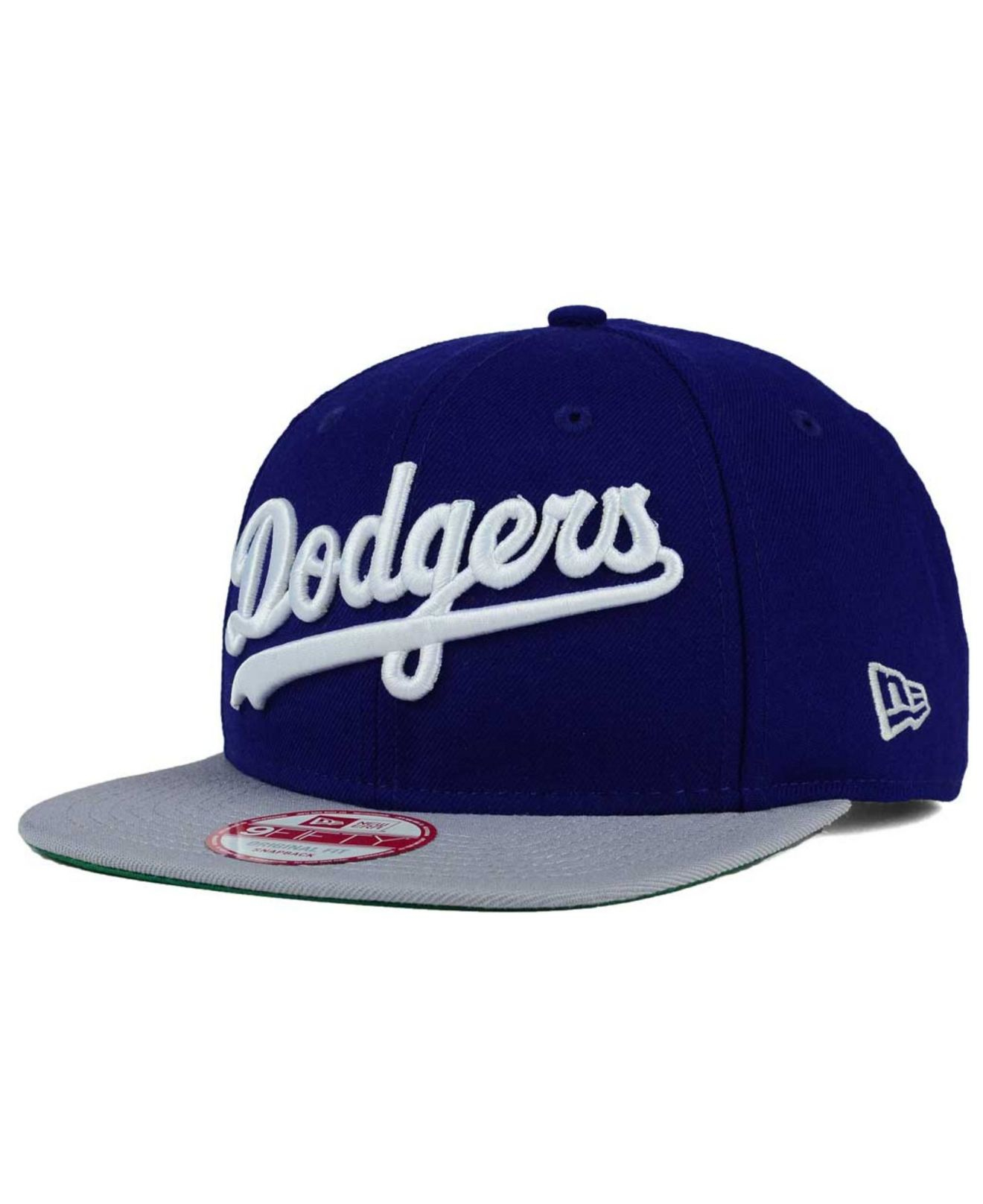 a311c4d4c0a ... new era royal mlb team classic 39thirty flex hat 00364 3333d   switzerland lyst ktz los angeles dodgers xl script 9fifty snapback cap in  blue 2e451 e0767