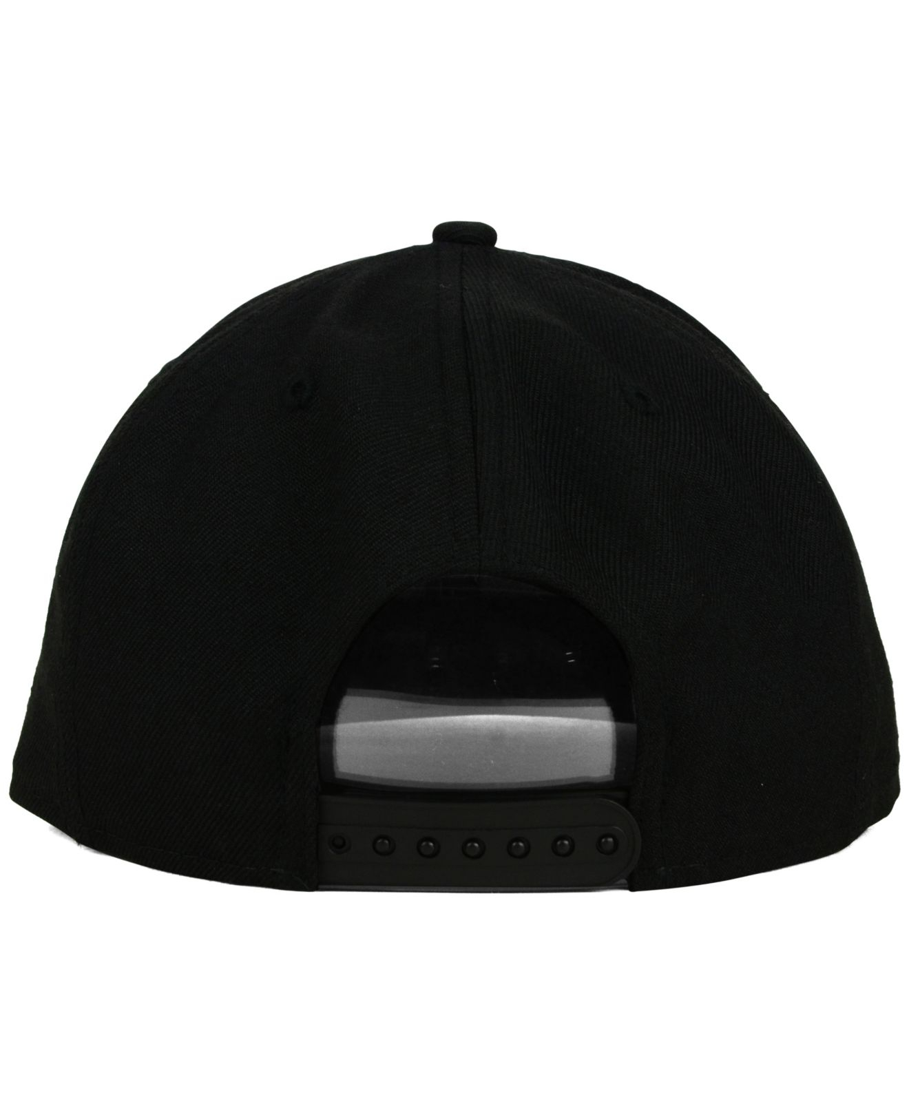 detailed look 091cb b2f68 Lyst - KTZ New Orleans Saints Black On Black 9fifty Snapback Cap in ...
