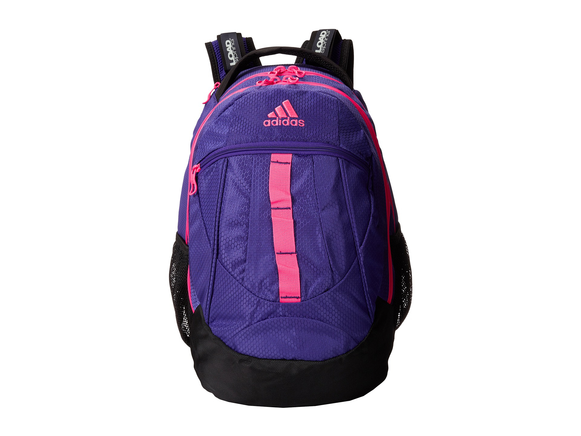 Adidas 2014 Hickory Backpack in Purple (Blast PurpleSolar Pink)