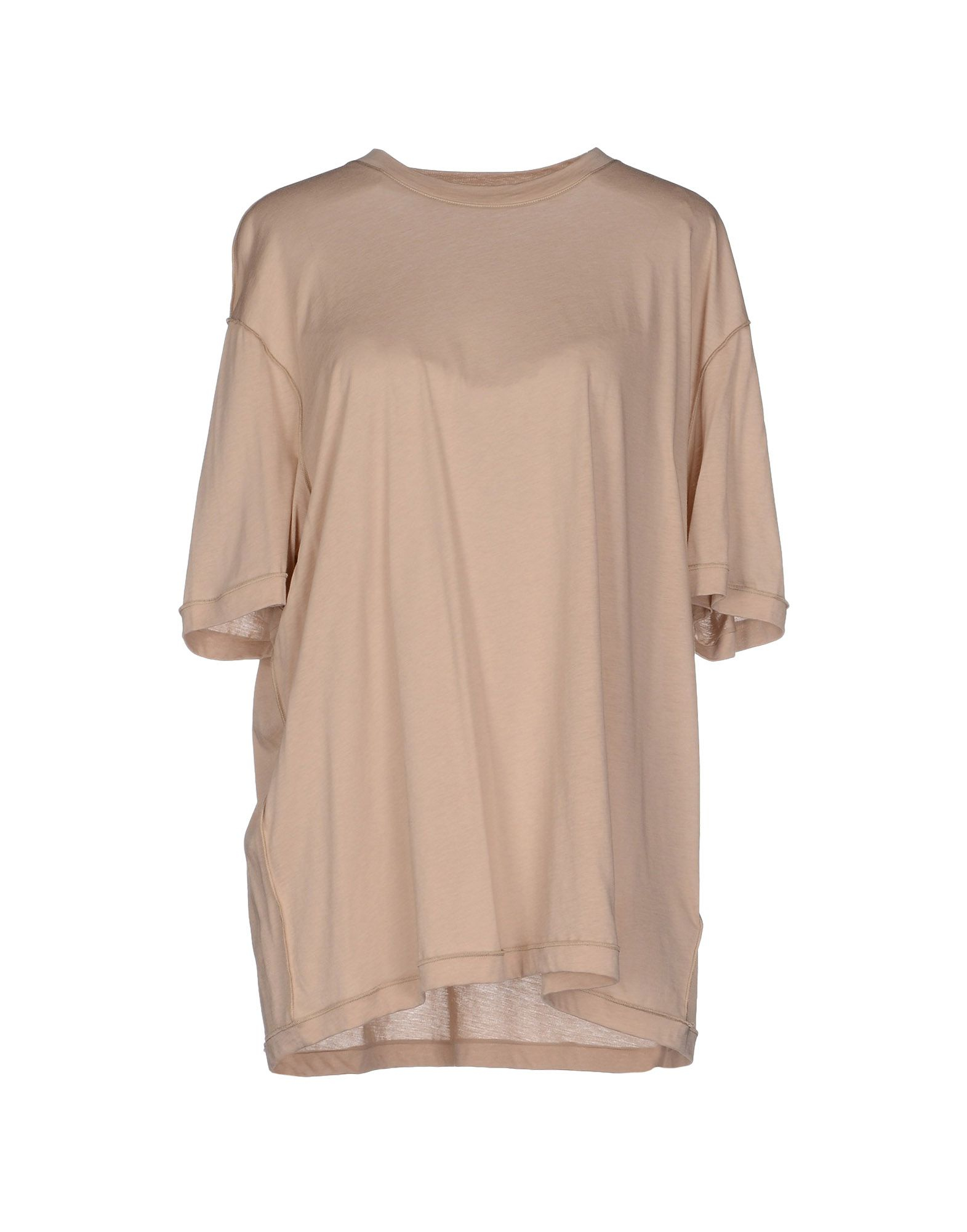 Lyst Acne Studios T Shirt In Natural