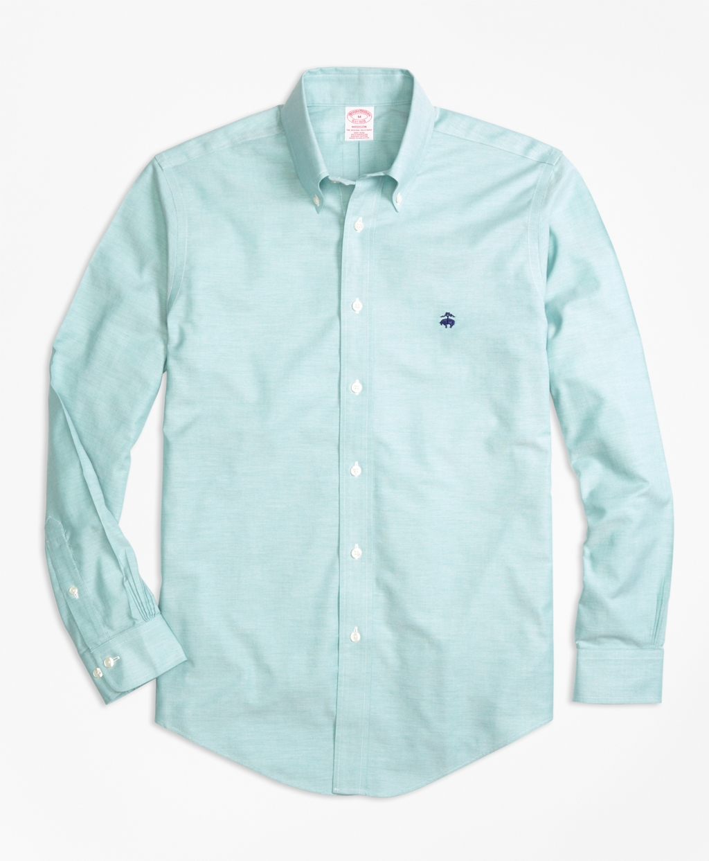 Brooks brothers non iron brookscool madison fit sport for Brooks brothers sports shirts