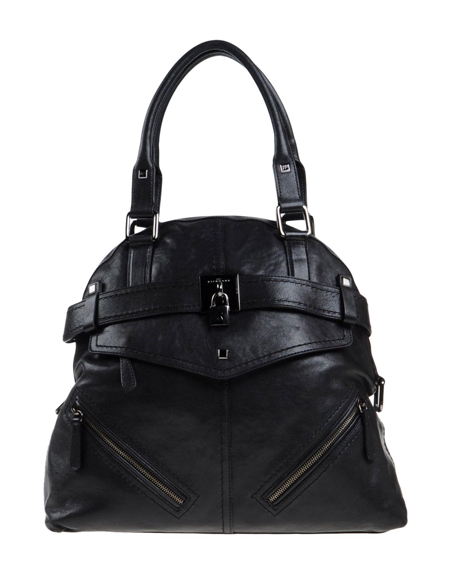 John richmond Handbag in Black